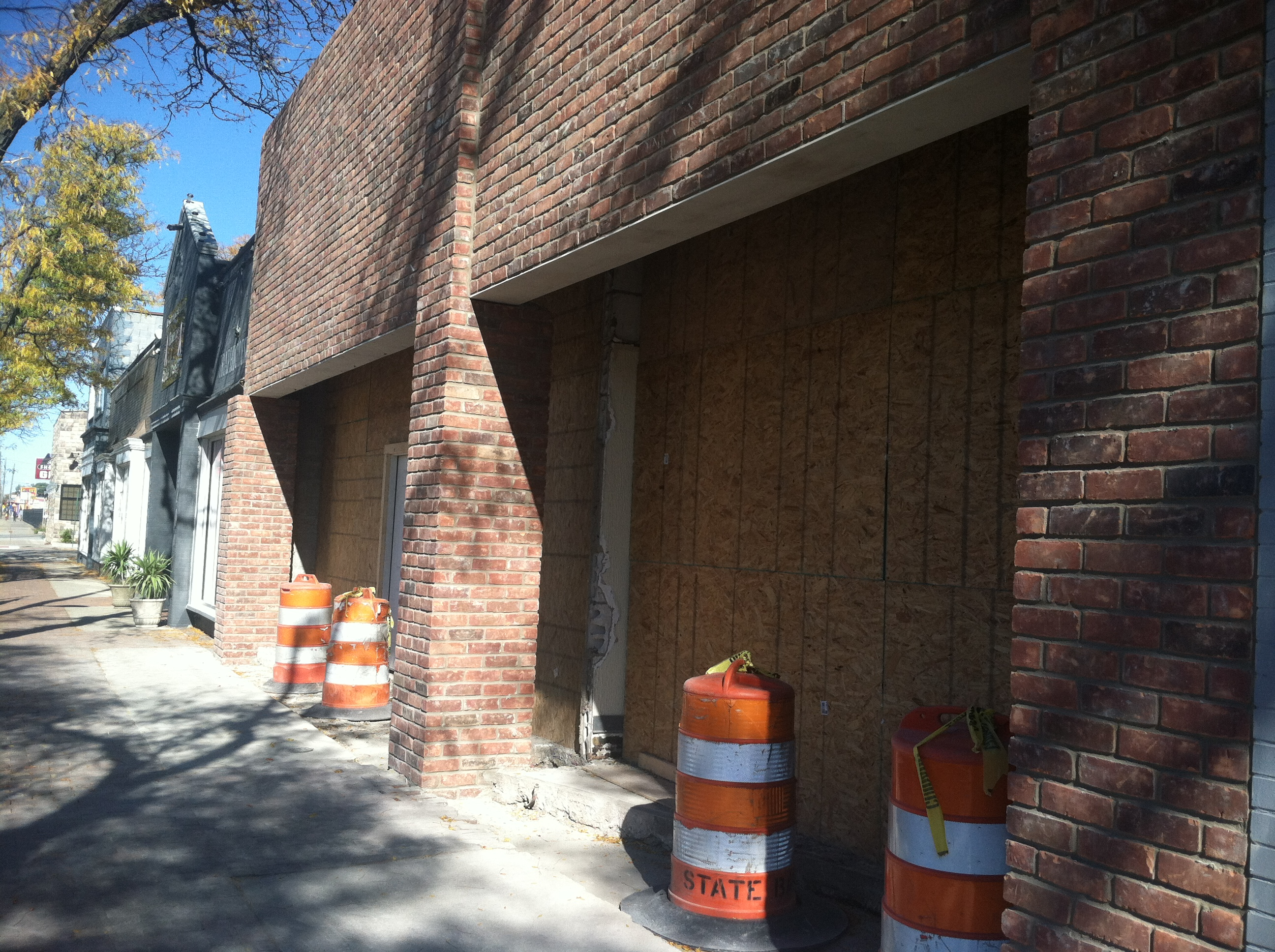 A fourth Bucharest Grill appears to be in the works on Livernois.