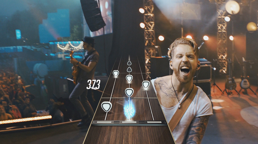 Guitar Hero Live beat Rock Band 4 by ditching everything we knew about rhythm games