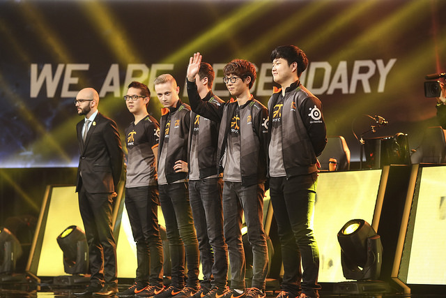 Fnatic has a big opportunity against KOO Tigers at League of Legends Worlds