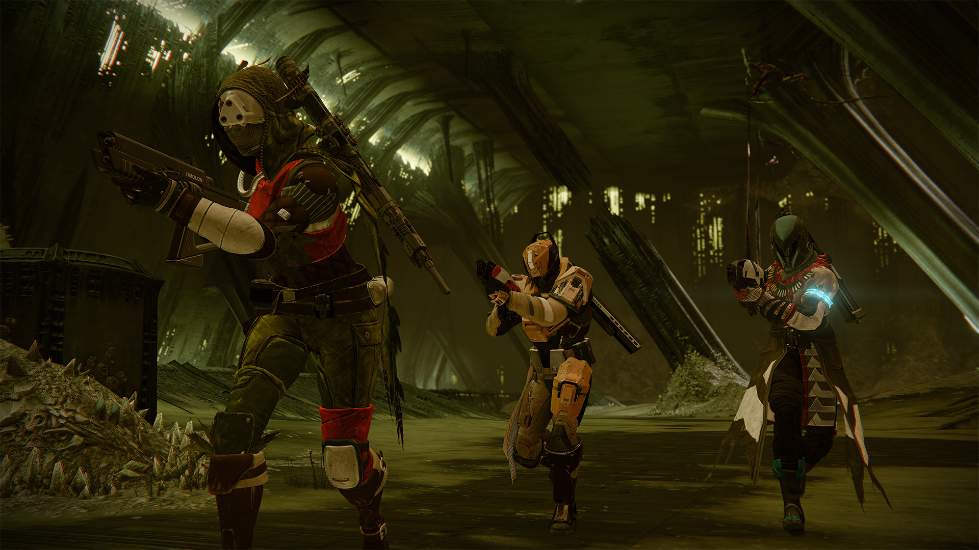 Destiny: The Taken King's harder King's Fall raid conquered in one hour