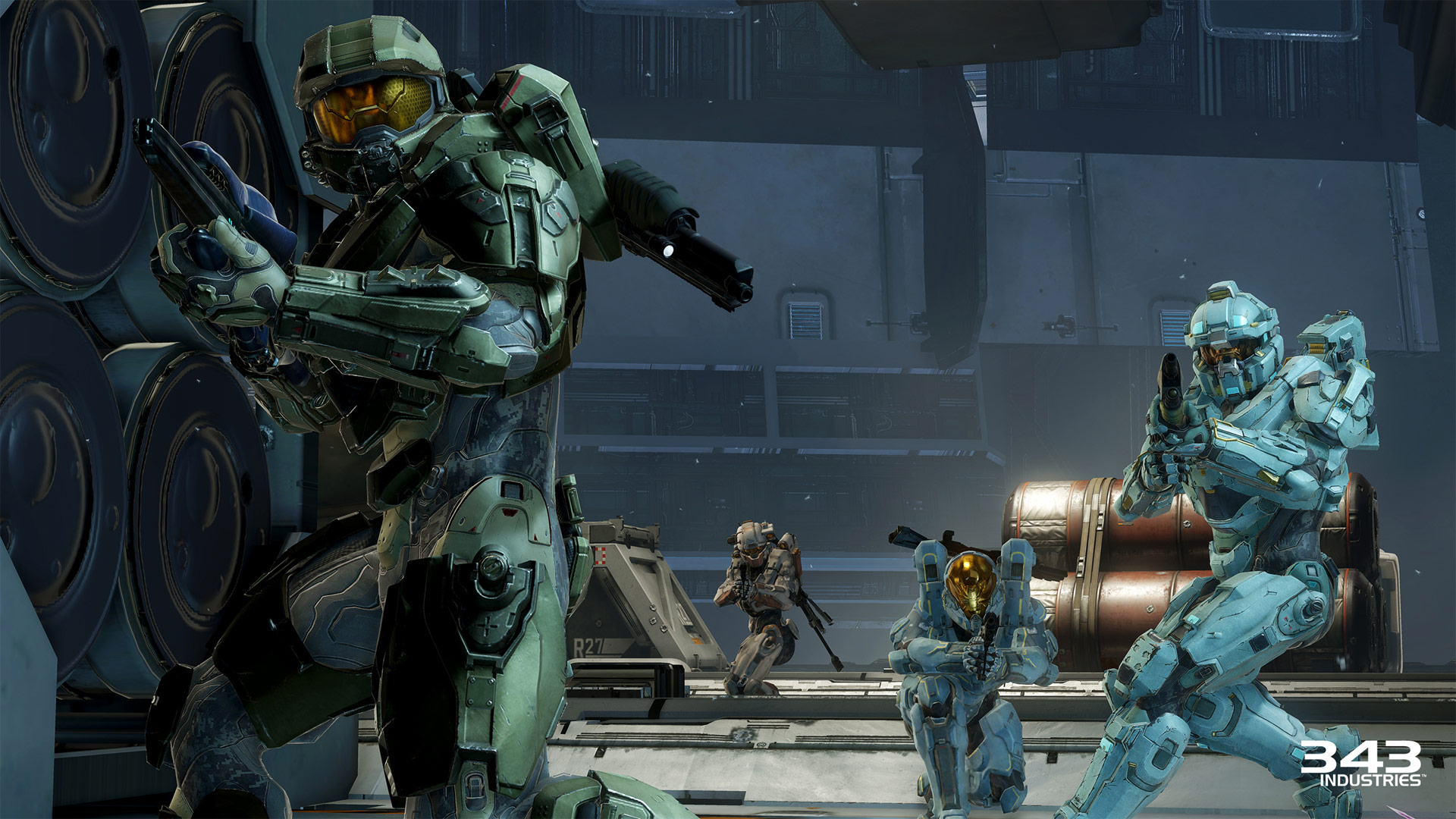 Halo developer offers hope that Halo 5: Guardians could come to PC