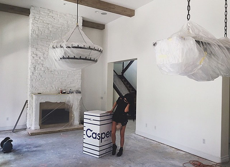 Why Kylie Jenner Is a Fan of This Clever Mattress Brand