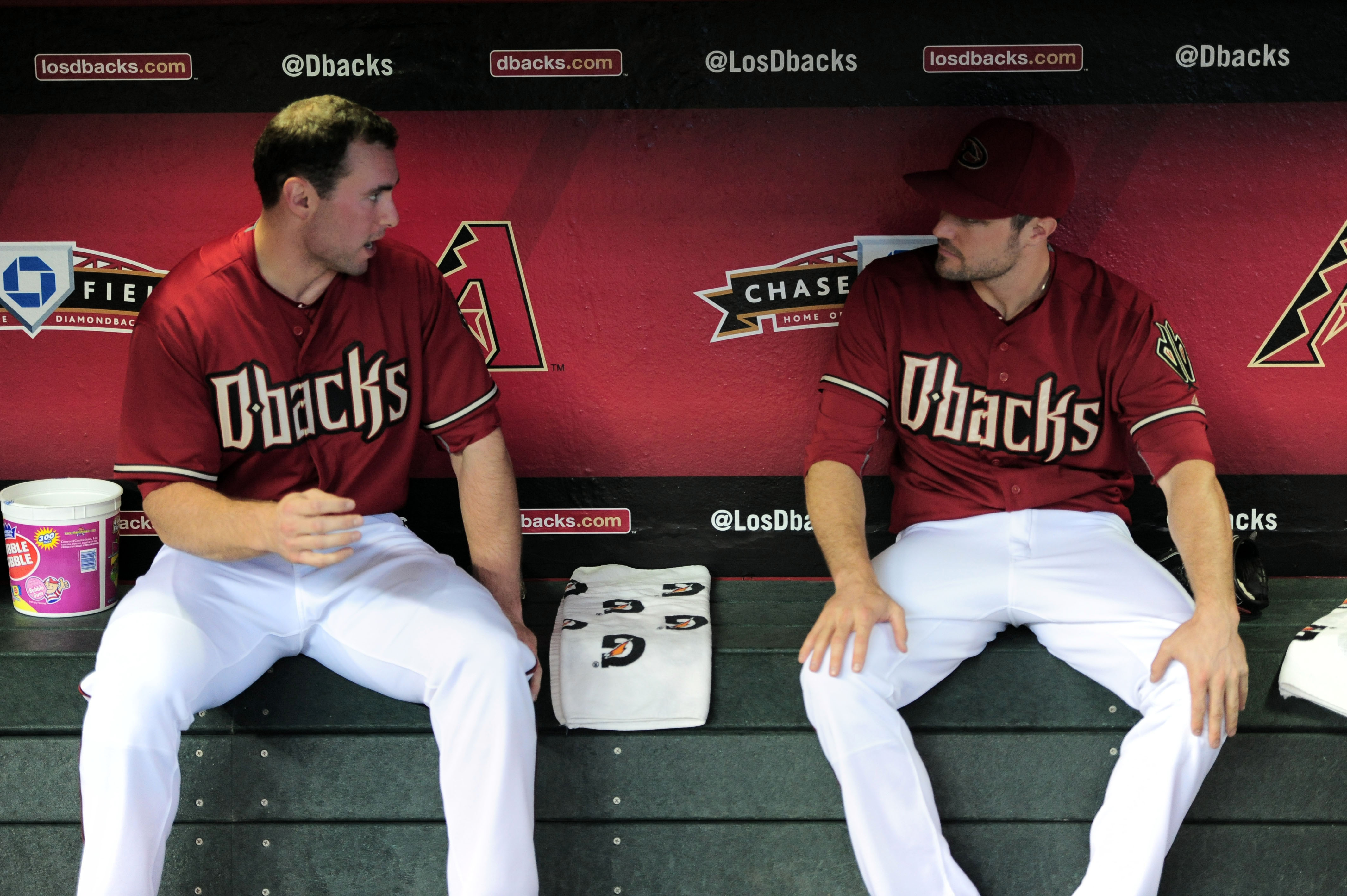 Paul Goldschmidt produced 7.4 fWAR in 2015, while A.J. Pollock produced 6.6 fWAR.