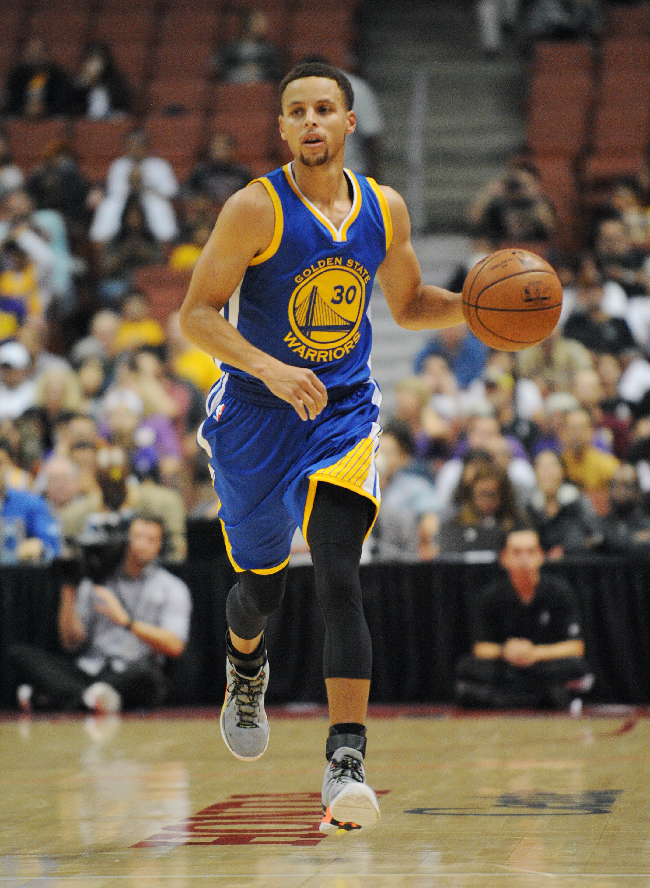 Steph Curry is the best 2-guard in the NBA. Duh.
