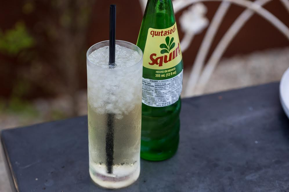A Wine Soda Cocktail Recipe That Pops