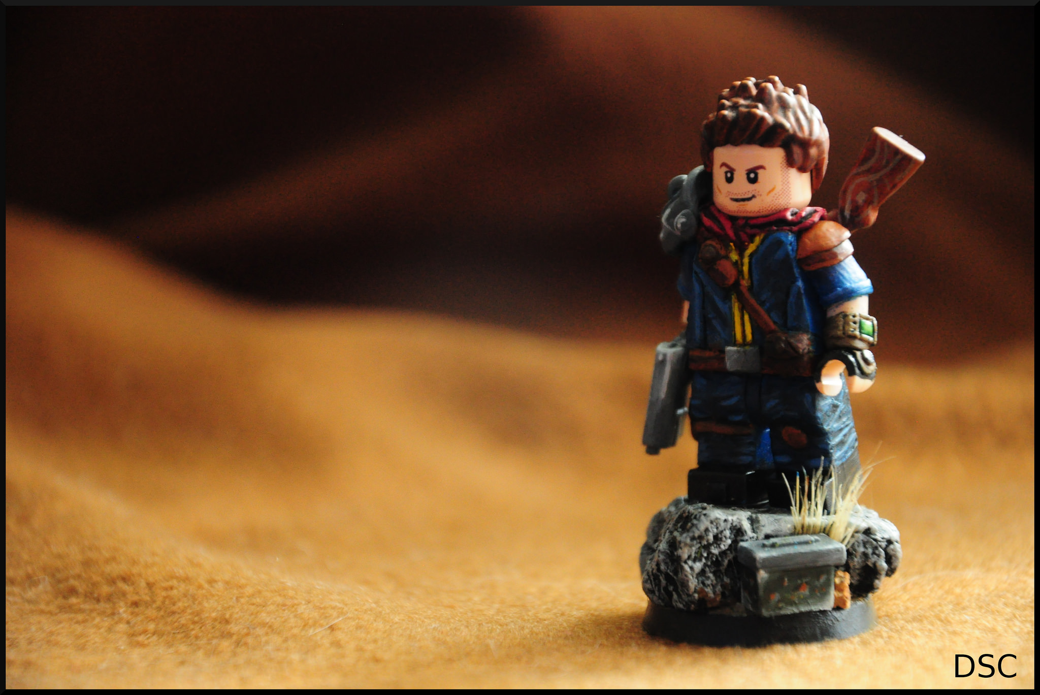 Fallout 4 gets its own Lego — but you can't buy it