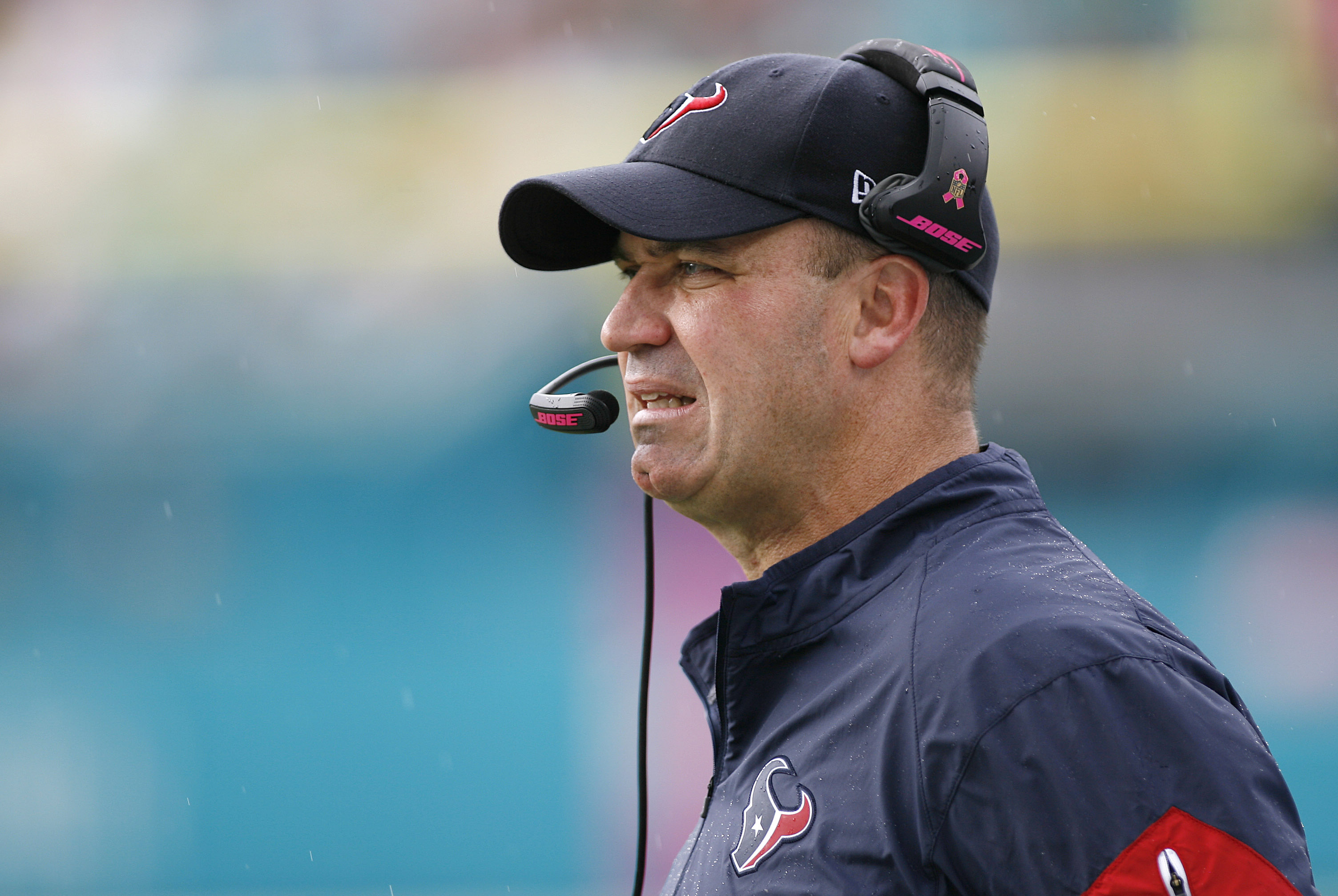 If it's not entirely Bill O'Brien's mess, he at least owns a hefty portion of it.