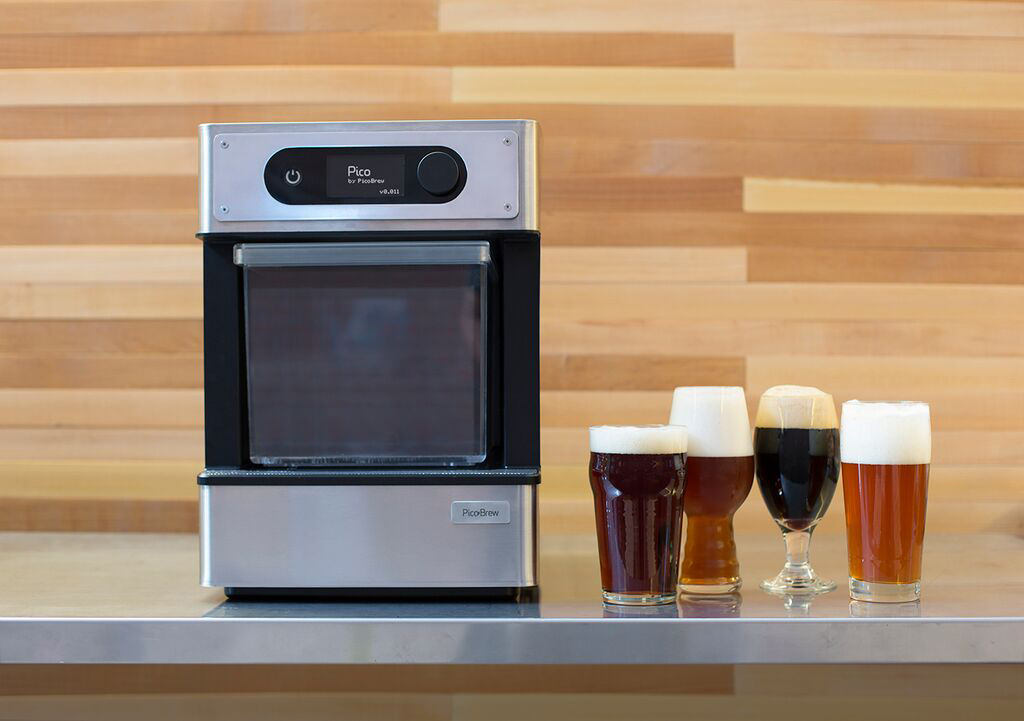 The Keurig of Home Brewing Batches Craft Beer at the Push of a Button