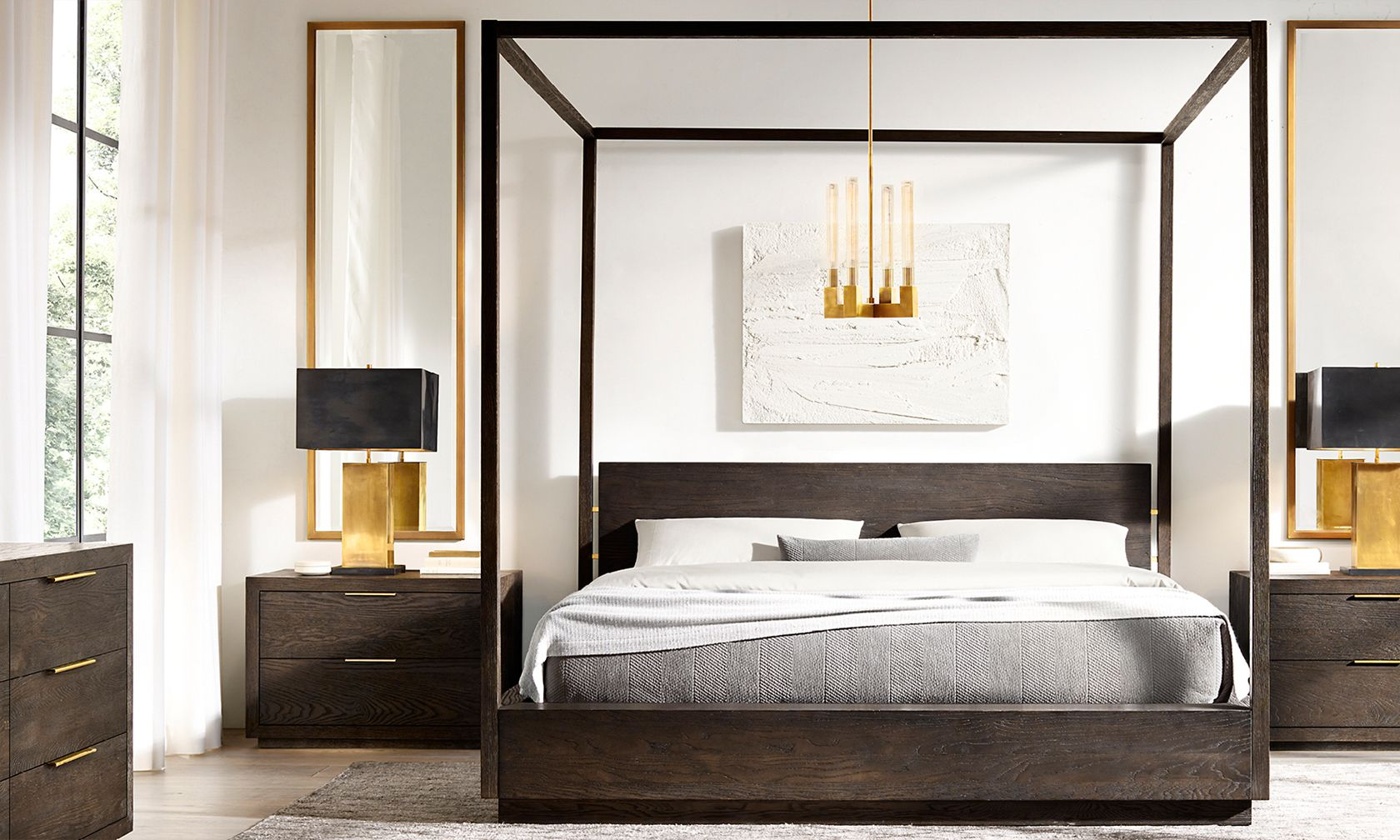 Emejing Restoration Hardware Bedroom Gallery