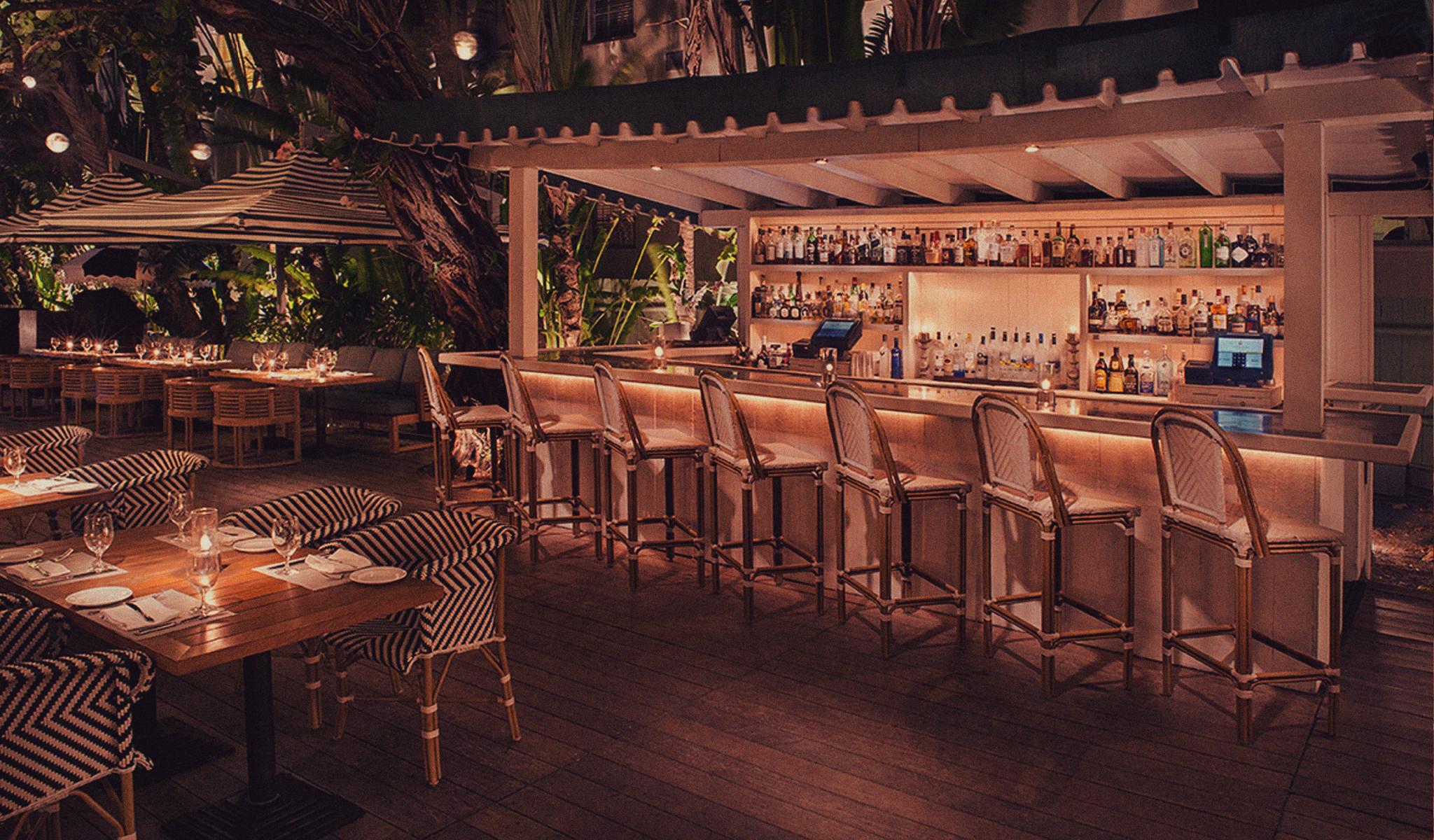The Raleigh Restaurant Miami Menu