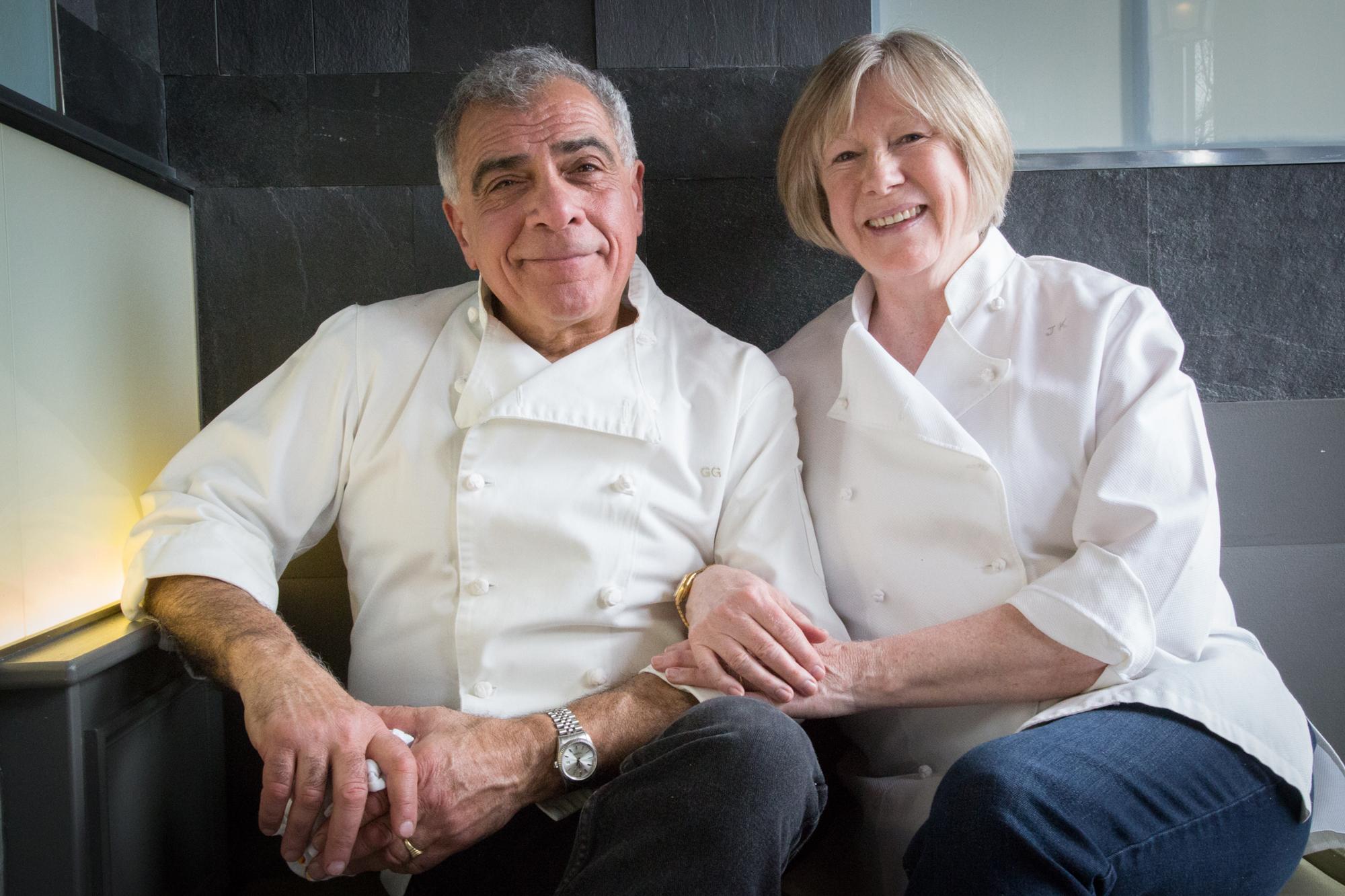 George Germon and Johanne Killeen