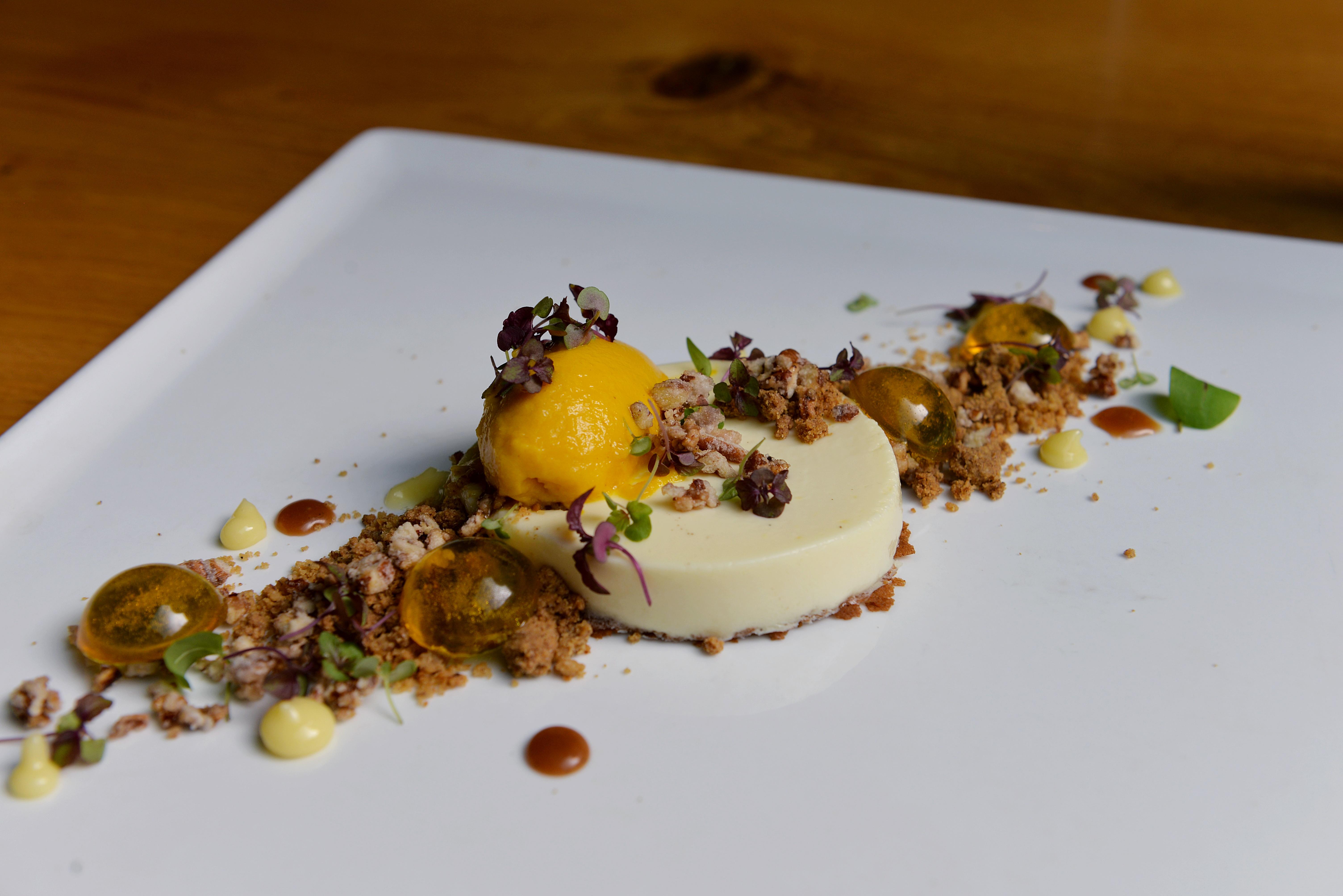 Fall Dessert at Kuu
