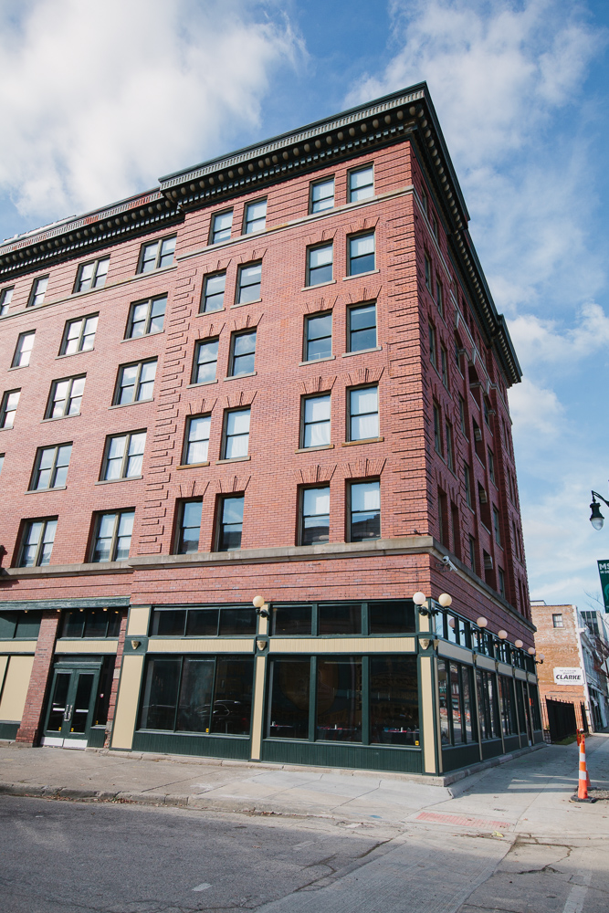 Pho Lucky will takeover a vacancy in the Addison Building.