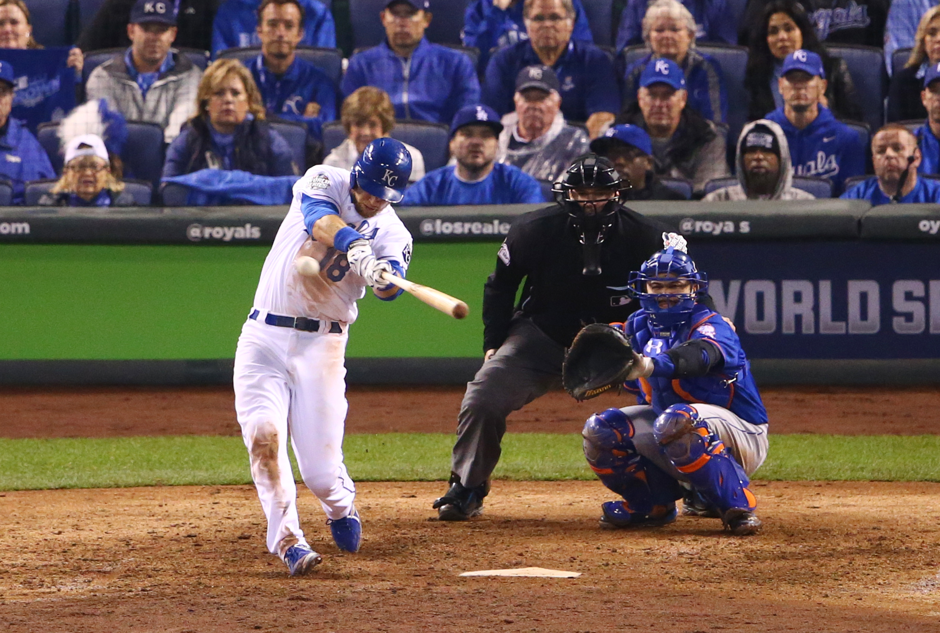 Ben Zobrist and the Nats have been mentioned together countless times over the past few years. Zobrist will finally be a free agent this offseason.