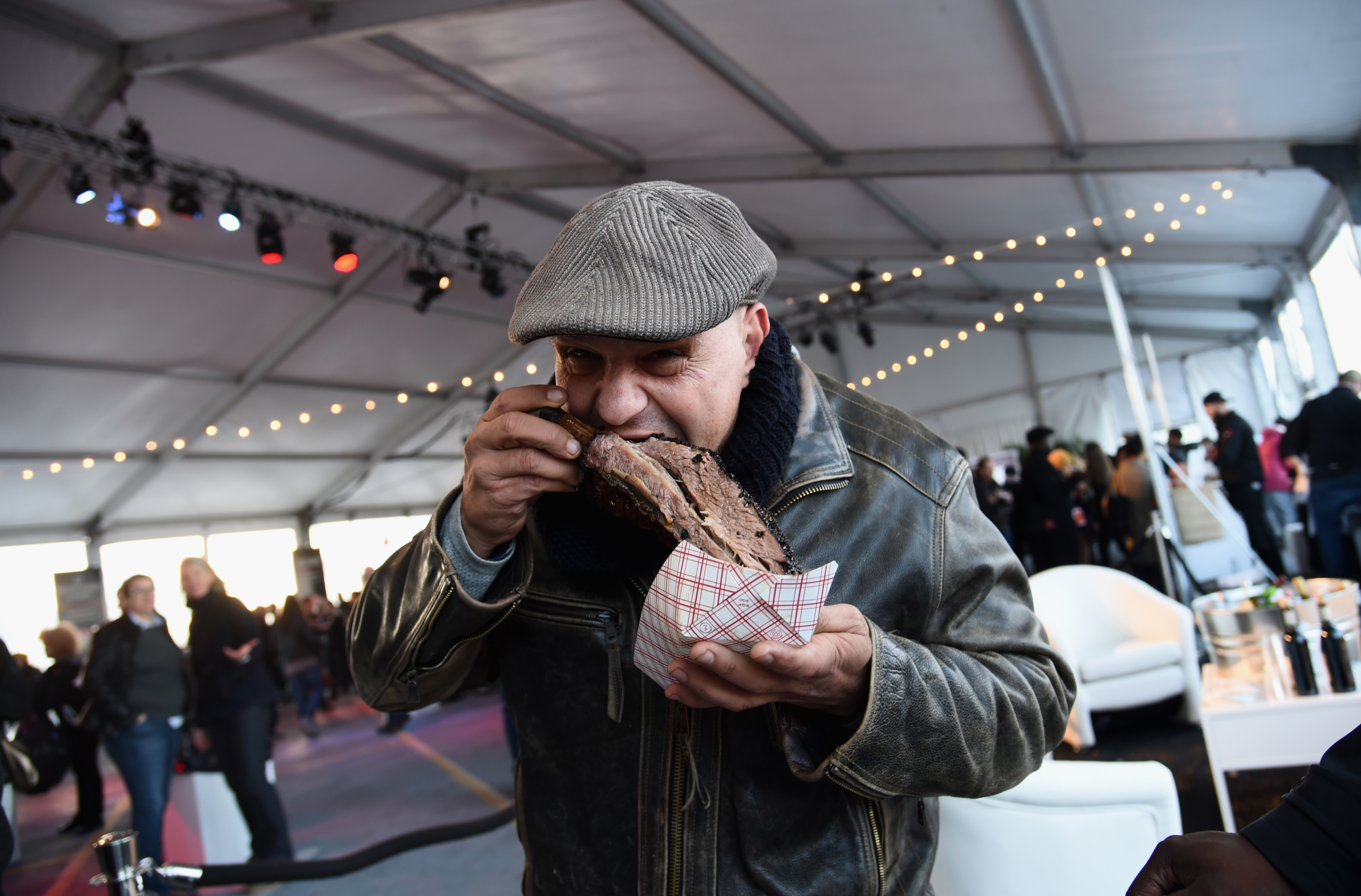Michael Symon Isn't Interested in Your Meat-Centric Cancer Scare, WHO