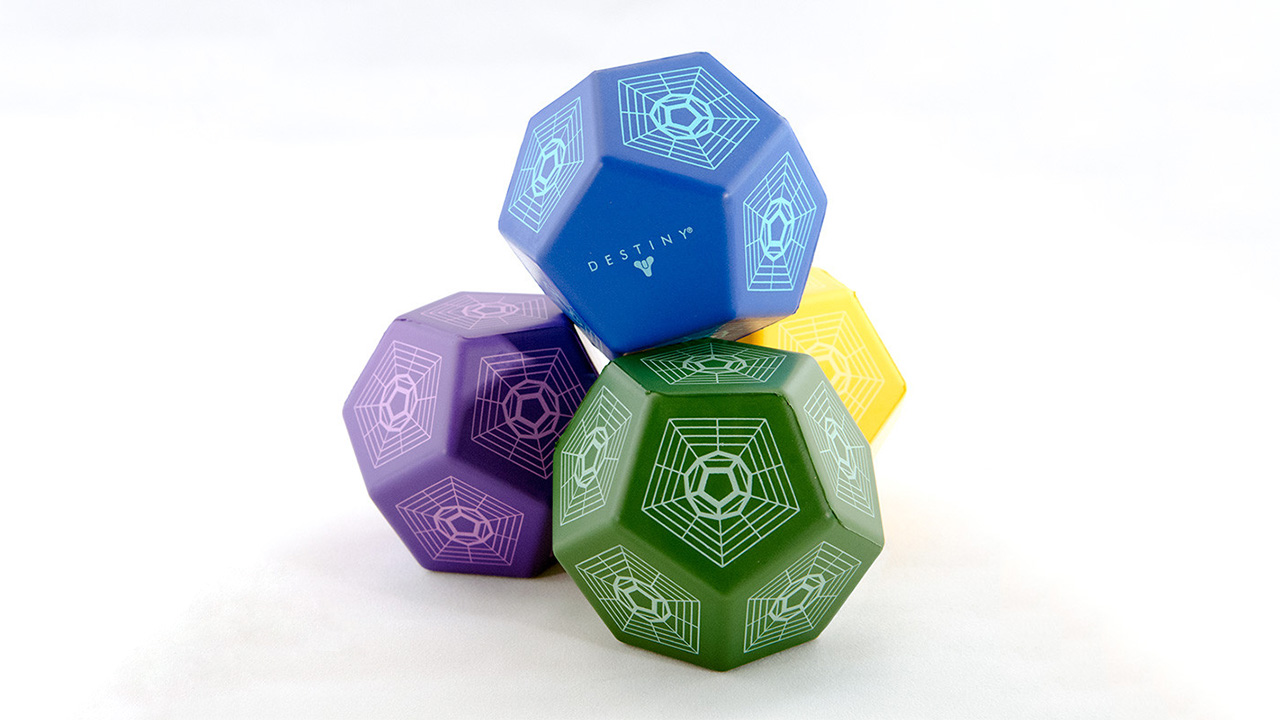 Destiny engram toys available to buy from the Bungie Store (correction)