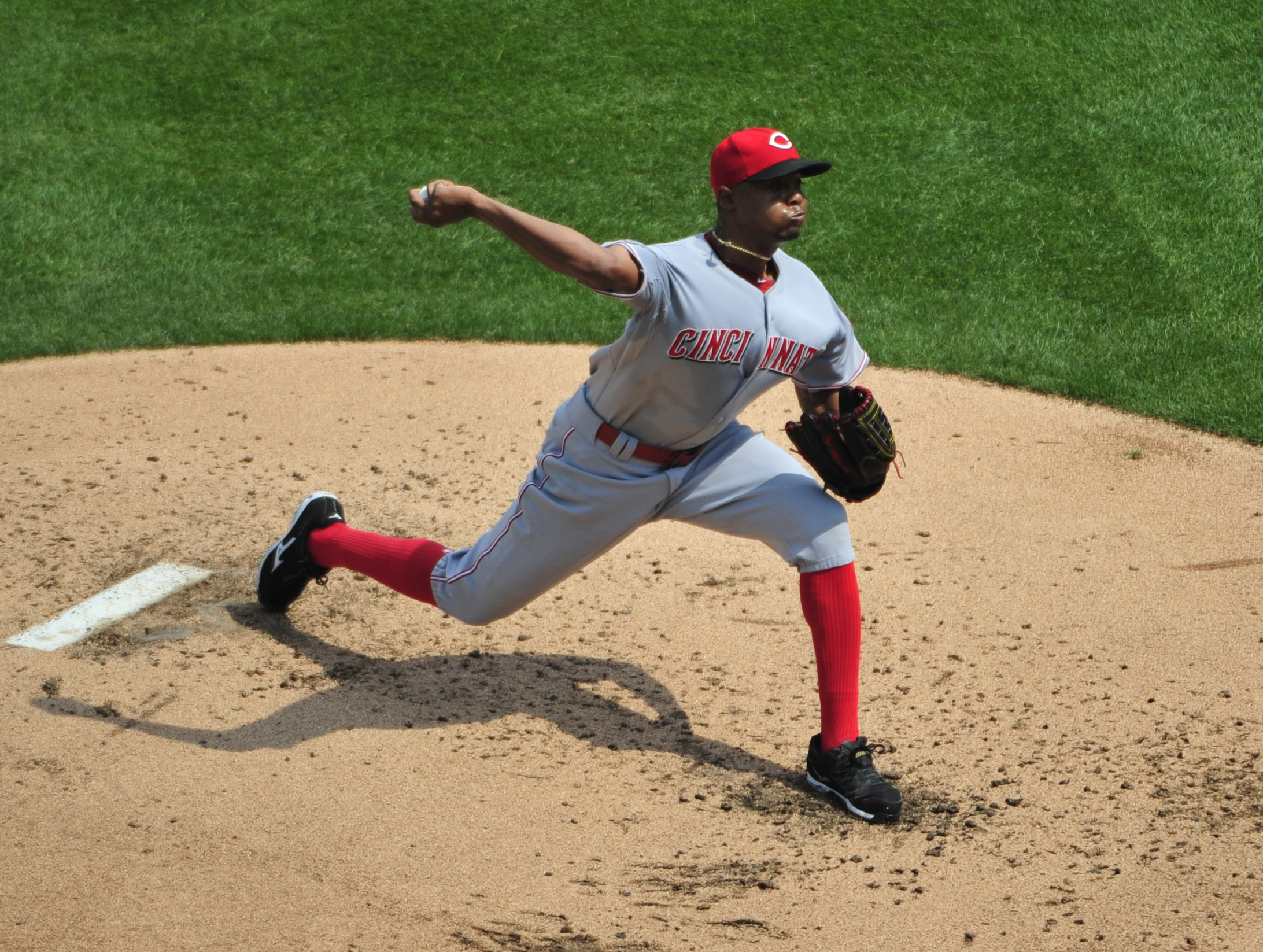 Raisel Iglesias is my favorite of the young Reds pitching staff for 2016.