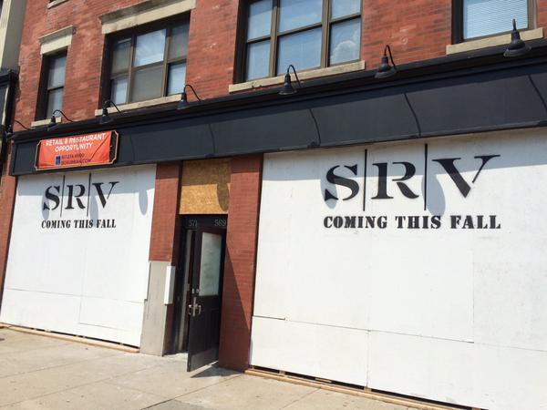 SRV location