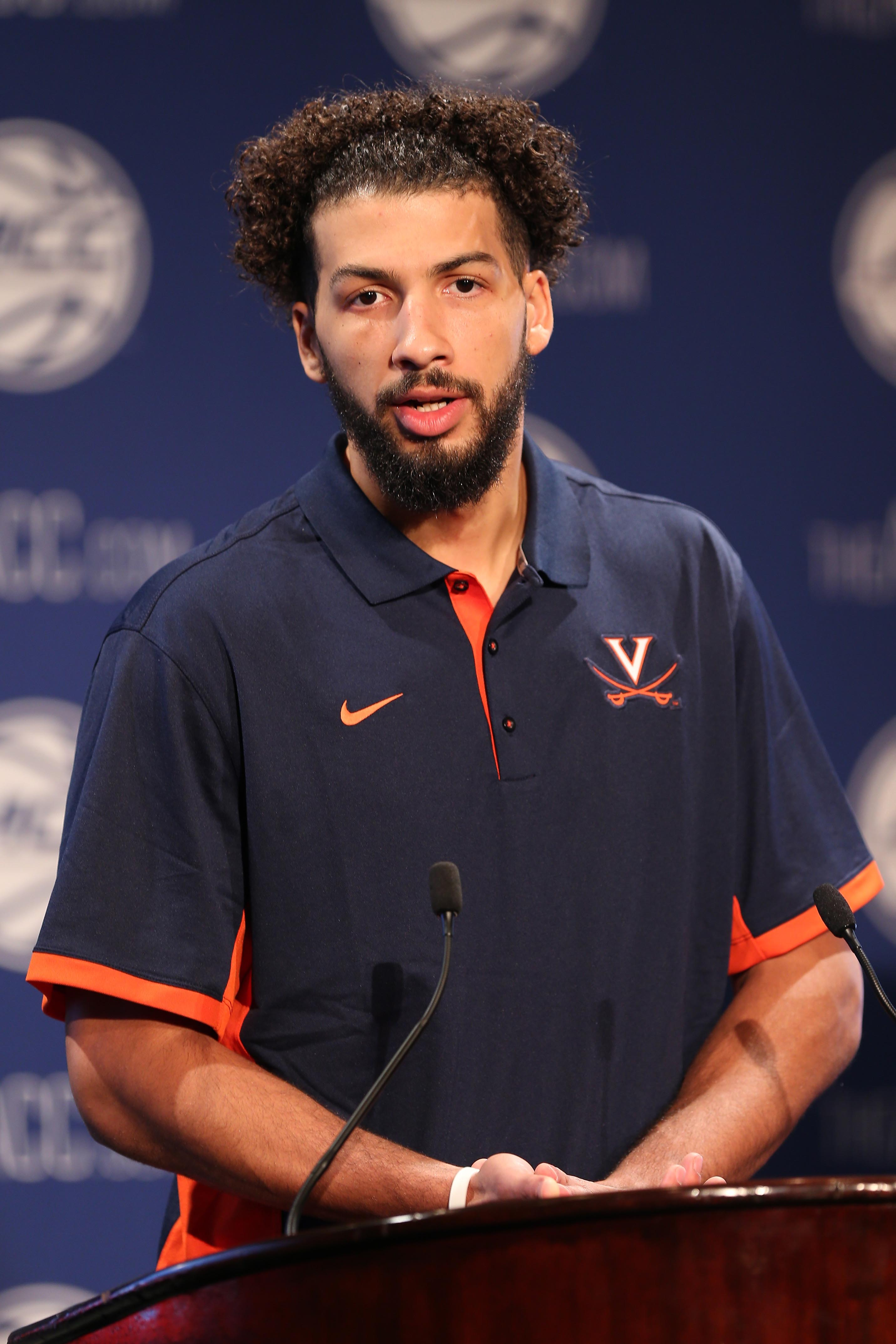 Tell me that this guy isn't the scariest player on the team.