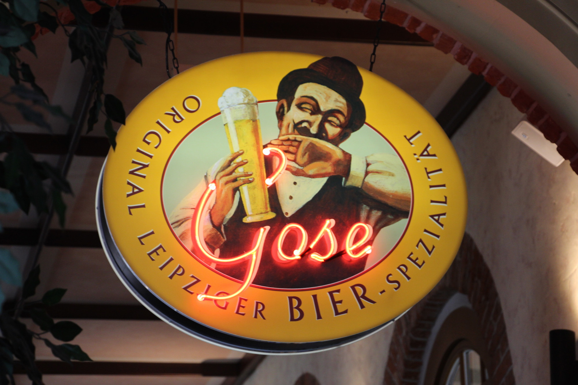 The Story of Gose, Germany's Salty Coriander Beer