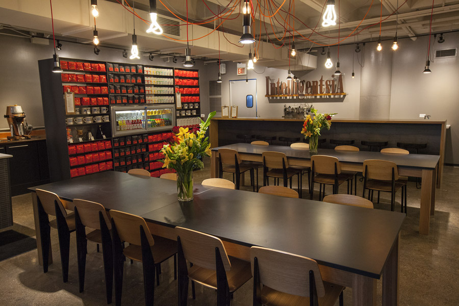 Intelligentsia's Lakeview flagship