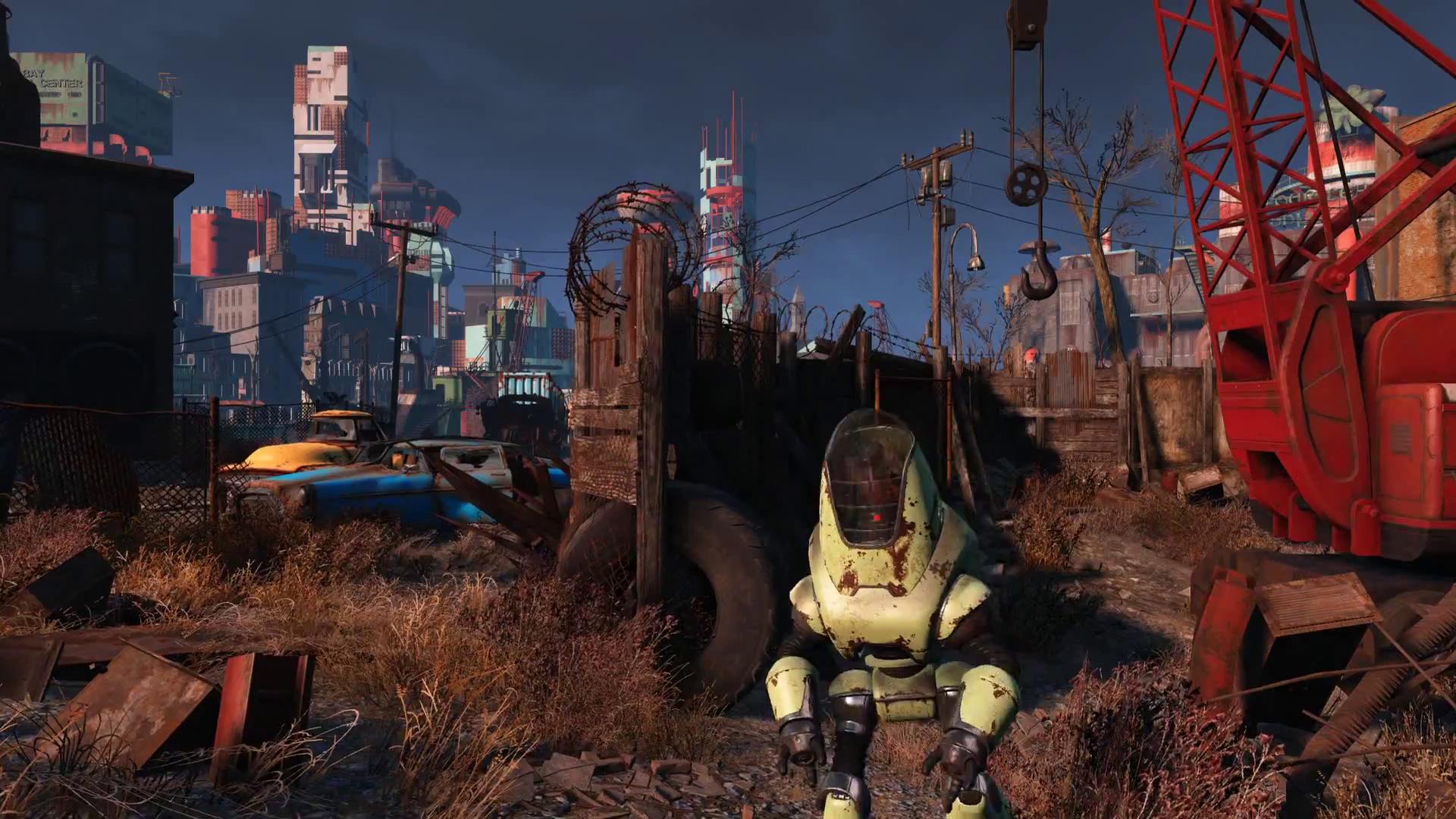 I'm afraid to play Fallout 4