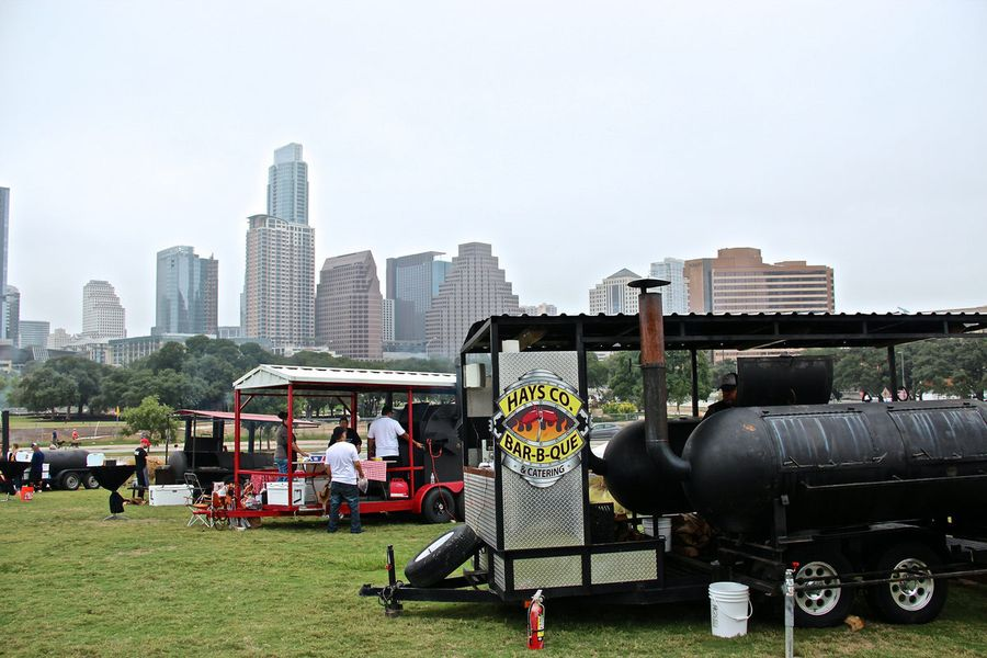 Texas Monthly Barbecue Festival in 2014