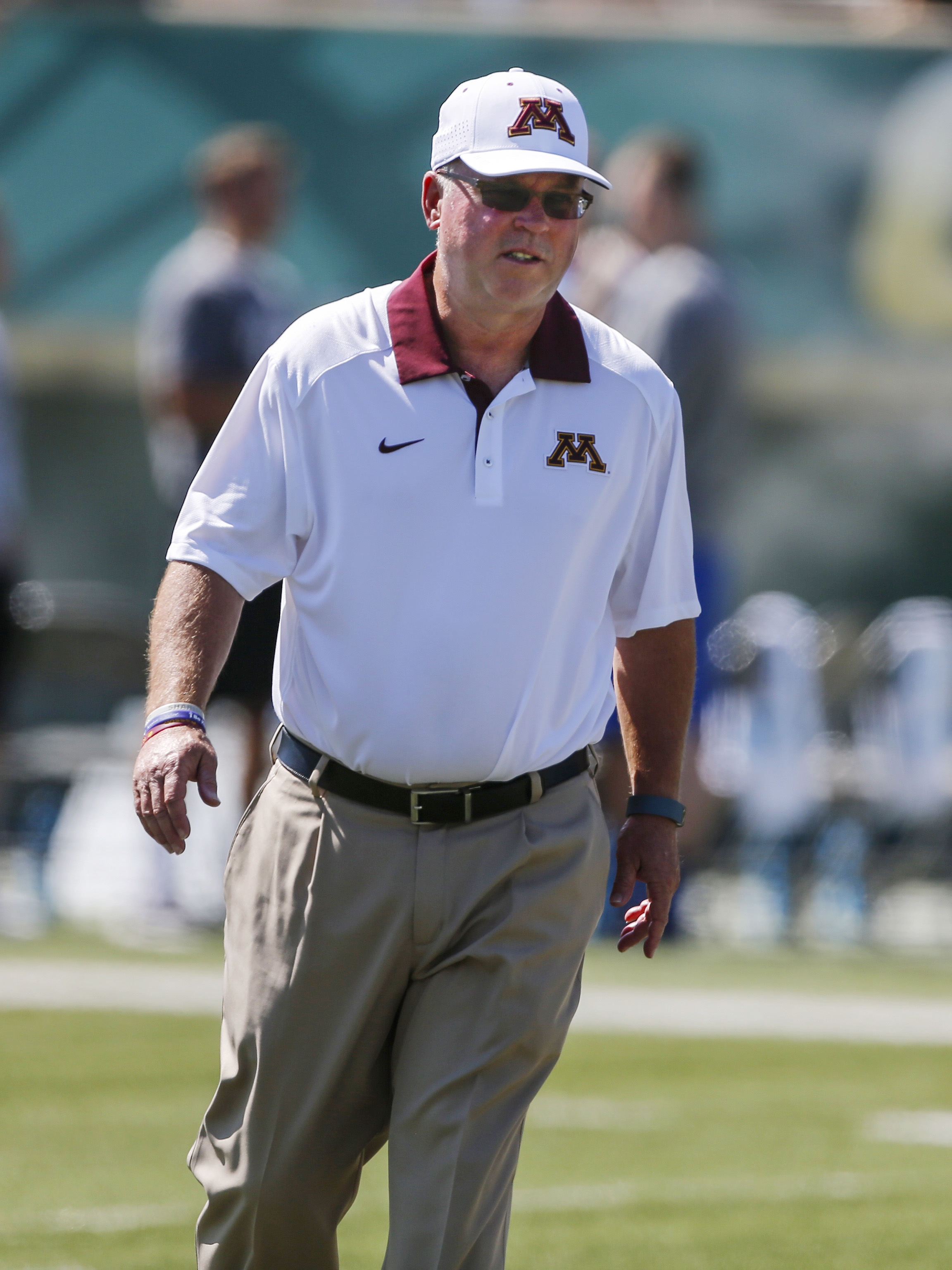 Thoughts on Jerry Kill. The Big Ten ... fbaab0cb6