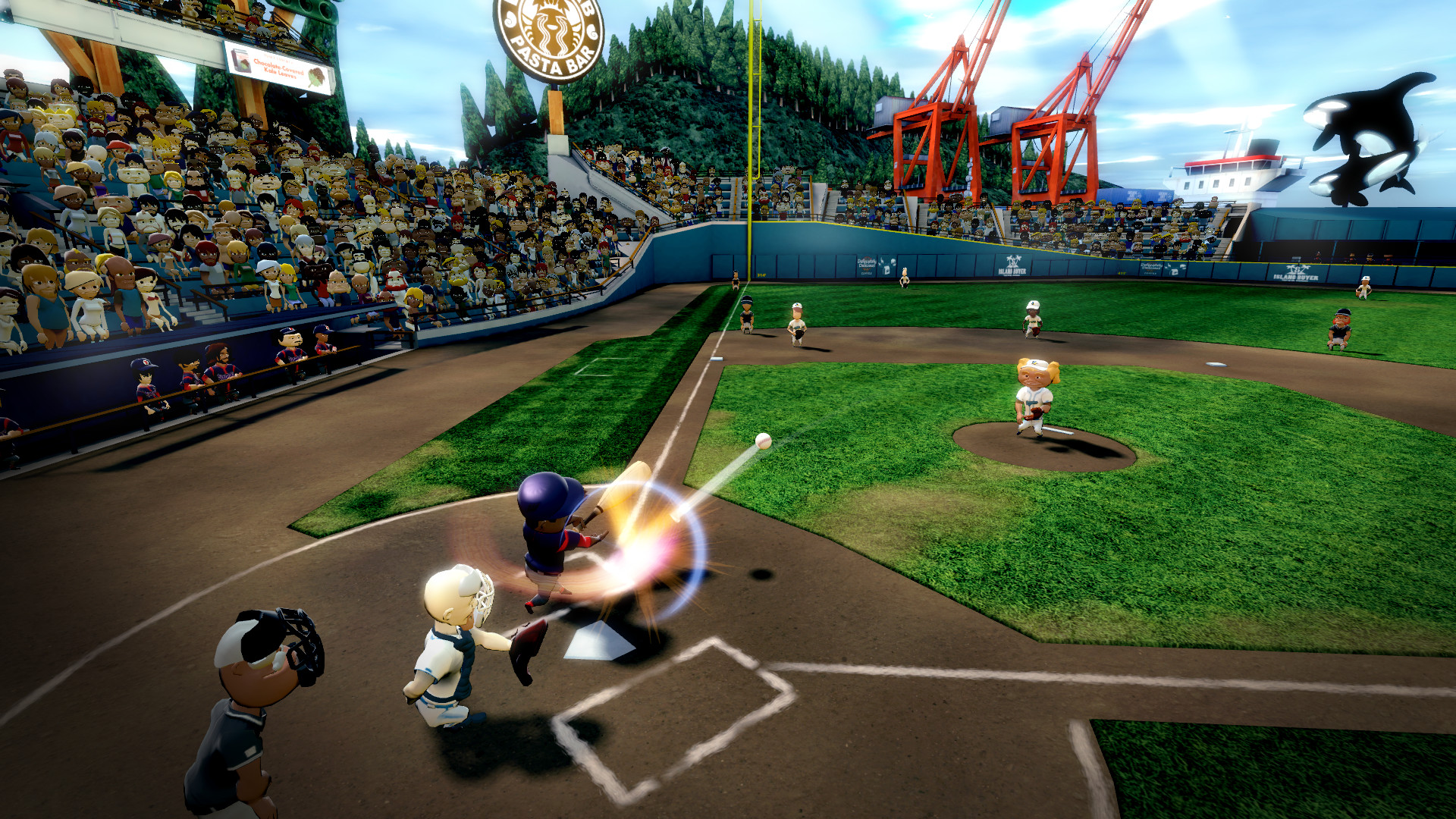 Studio explains why Super Mega Baseball's overdue PlayStation update still hasn't arrived