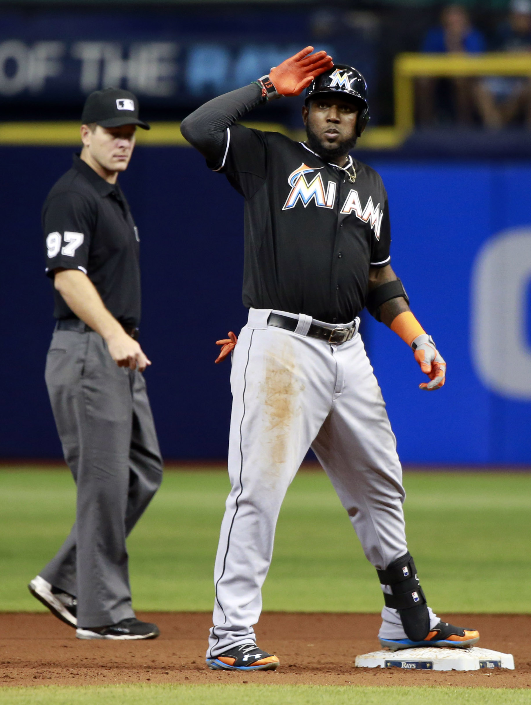 It was rarely a good time for Marcell Ozuna in 2015.