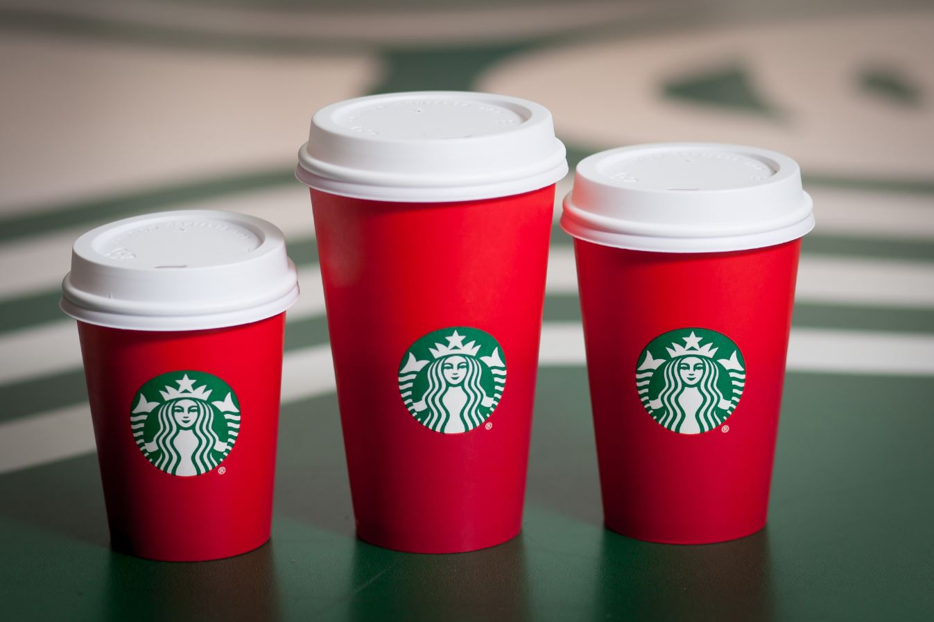 Starbucks Red Cups Are Back; 'Burnt' Film Is a Box Office Flop