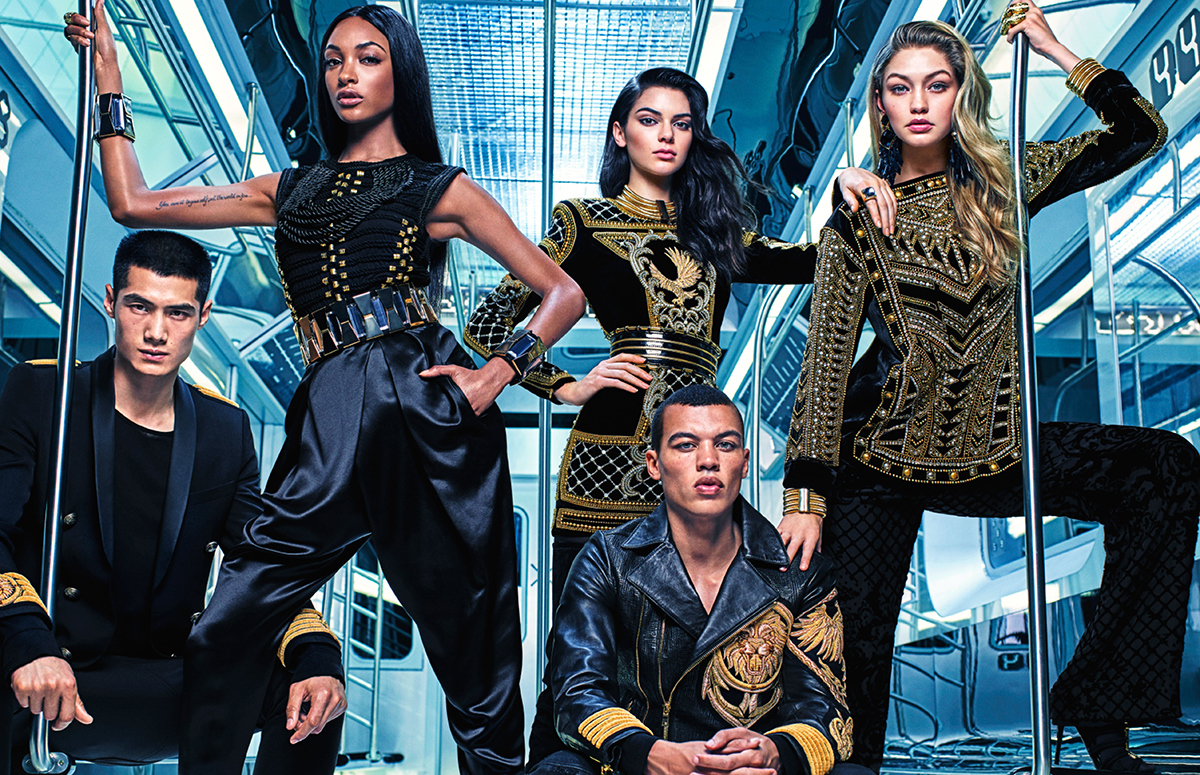 Balmain x H&M: What to Buy, Where to Buy This Thursday