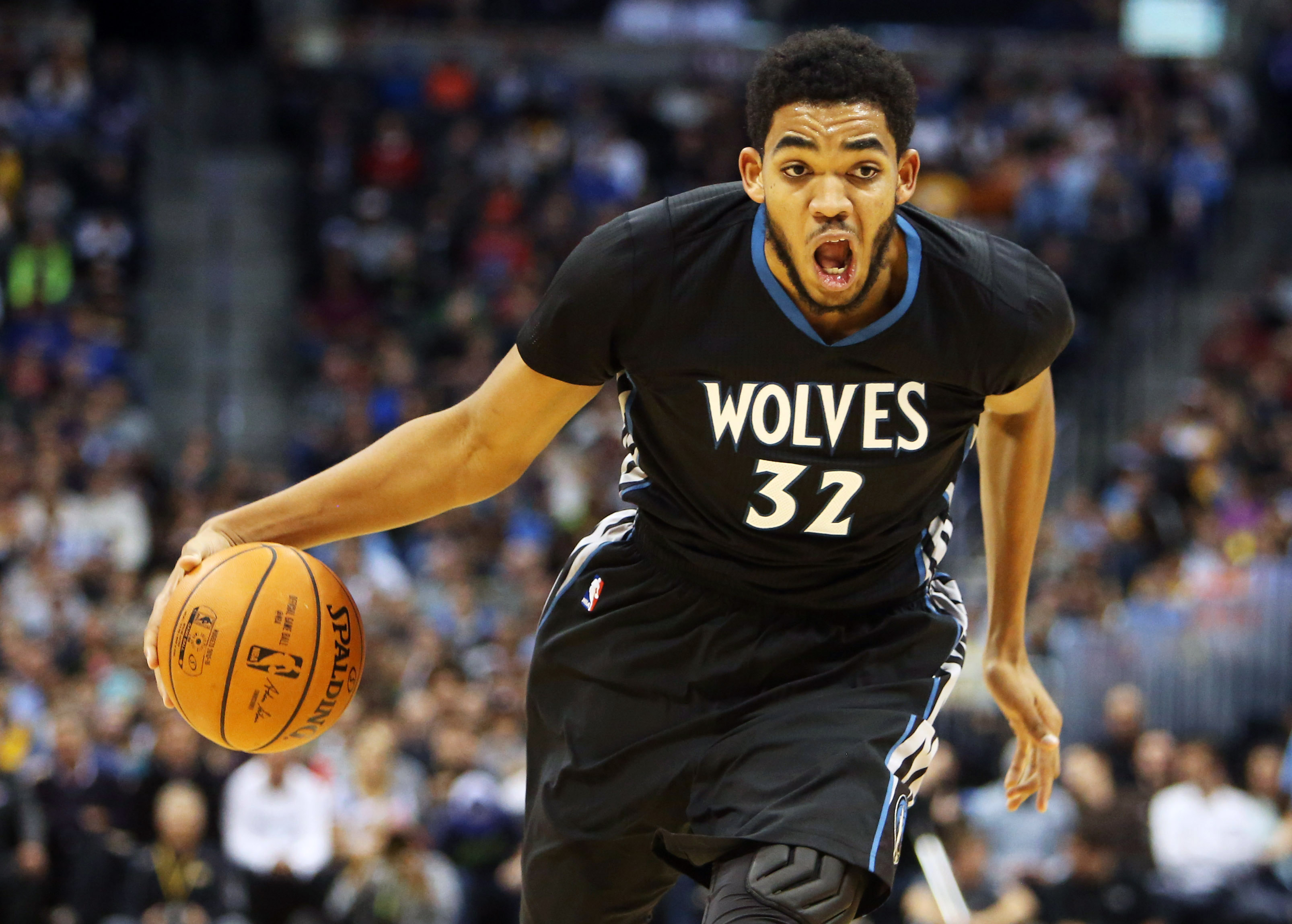 It's early, but it's clear Karl-Anthony Towns is for real.