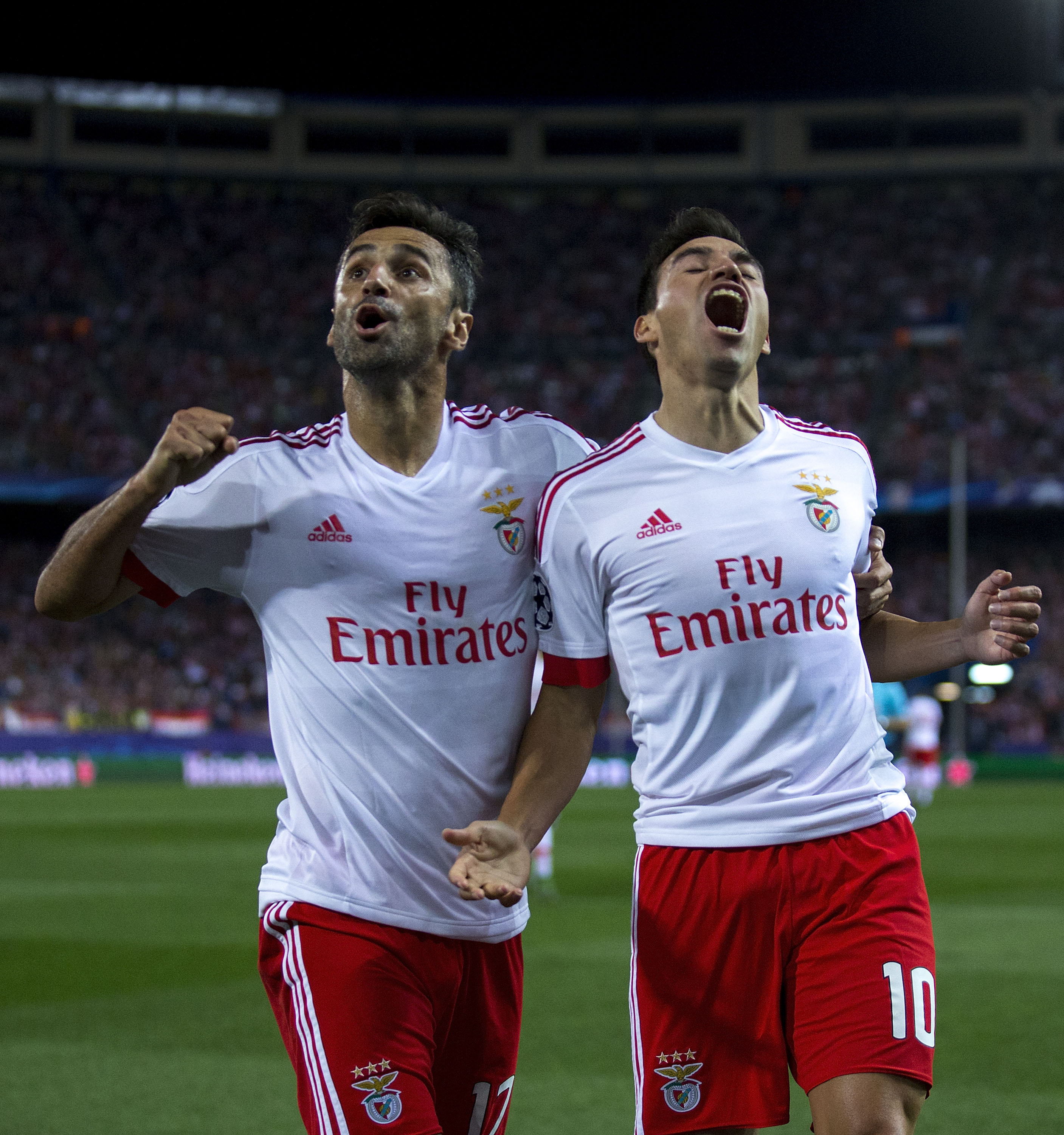 Benfica are playing well, in part thanks to Gaitan and Jonas.