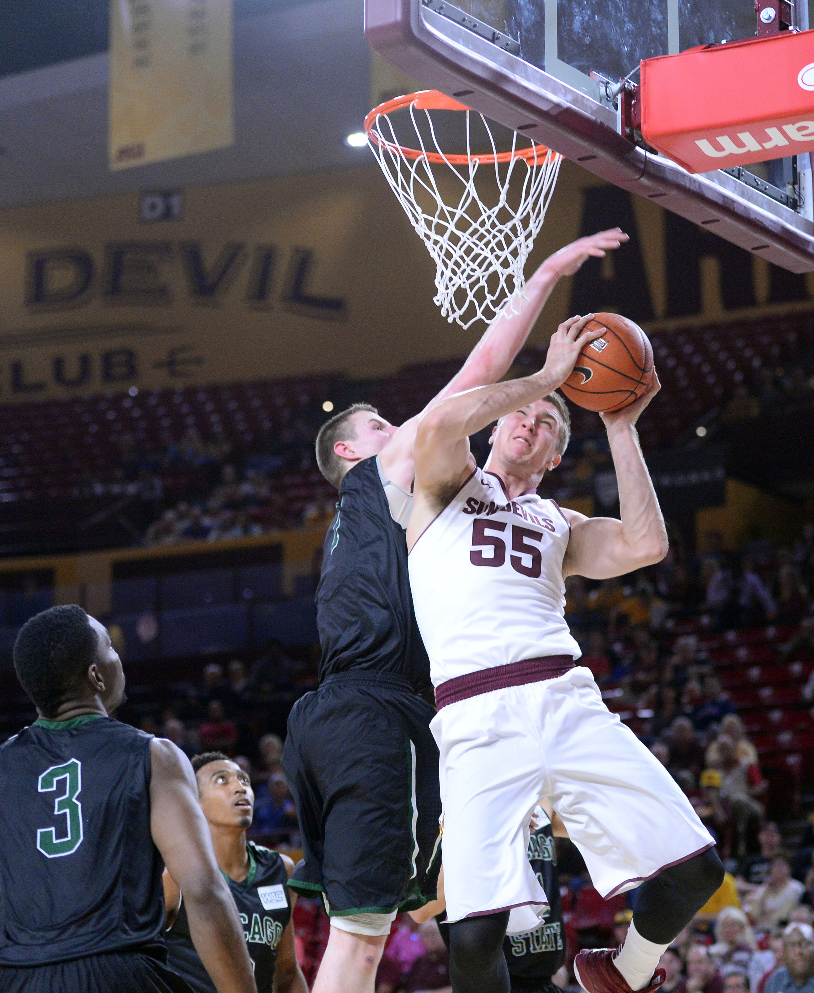 Connor MacDougal seeks a new beginning in New Mexico