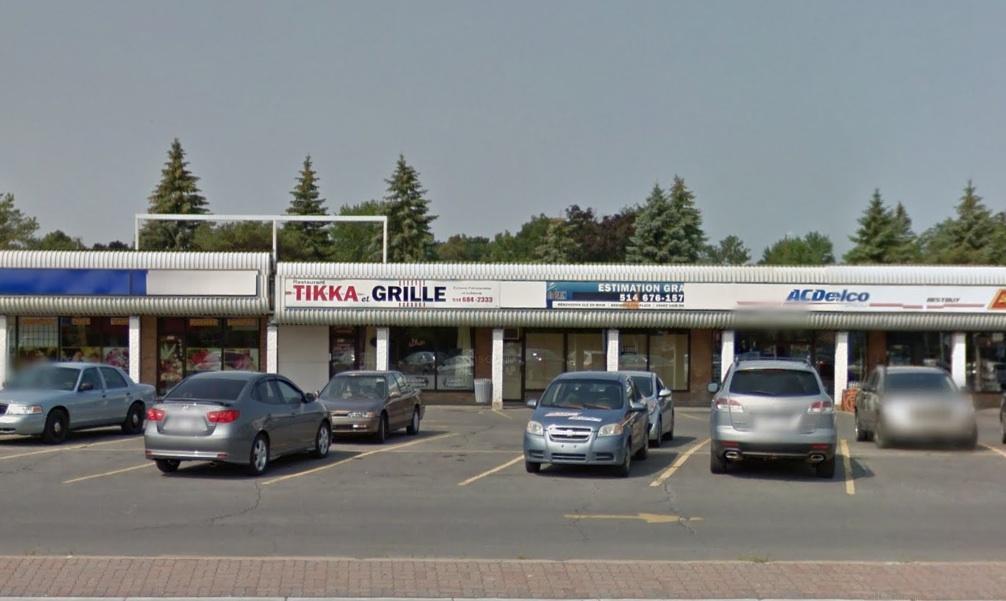 Tikka et Grille gets burned