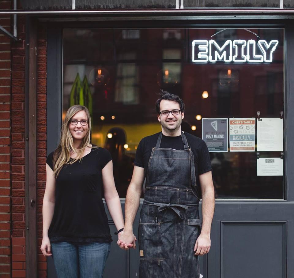 [Emily and Matt Hyland]