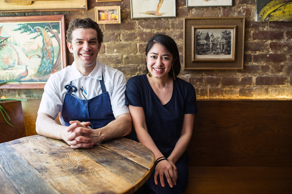 Couple Matt Danzer and Ann Redding have impressed with their Thai restaurant Uncle Boons. They soon plan to open an American restaurant.