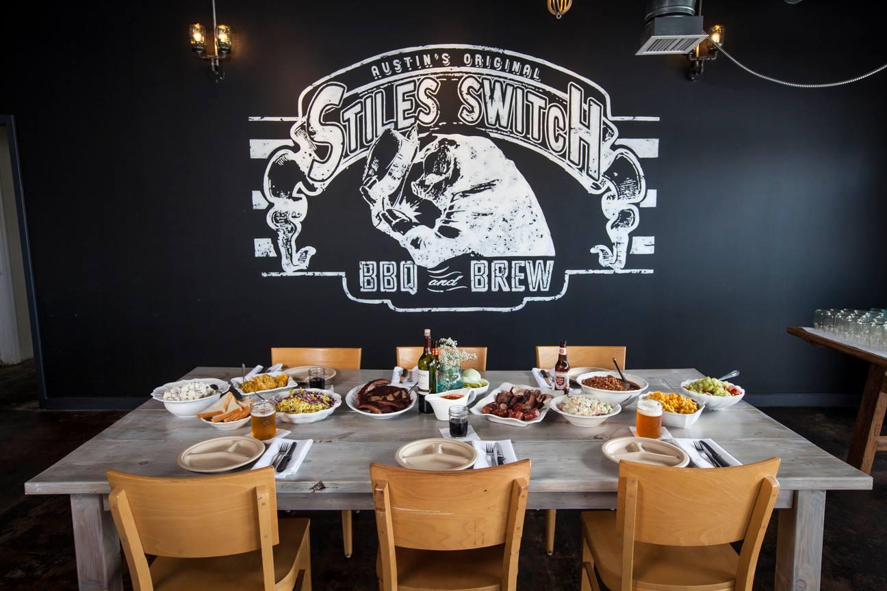 Stiles Switch BBQ & Brew