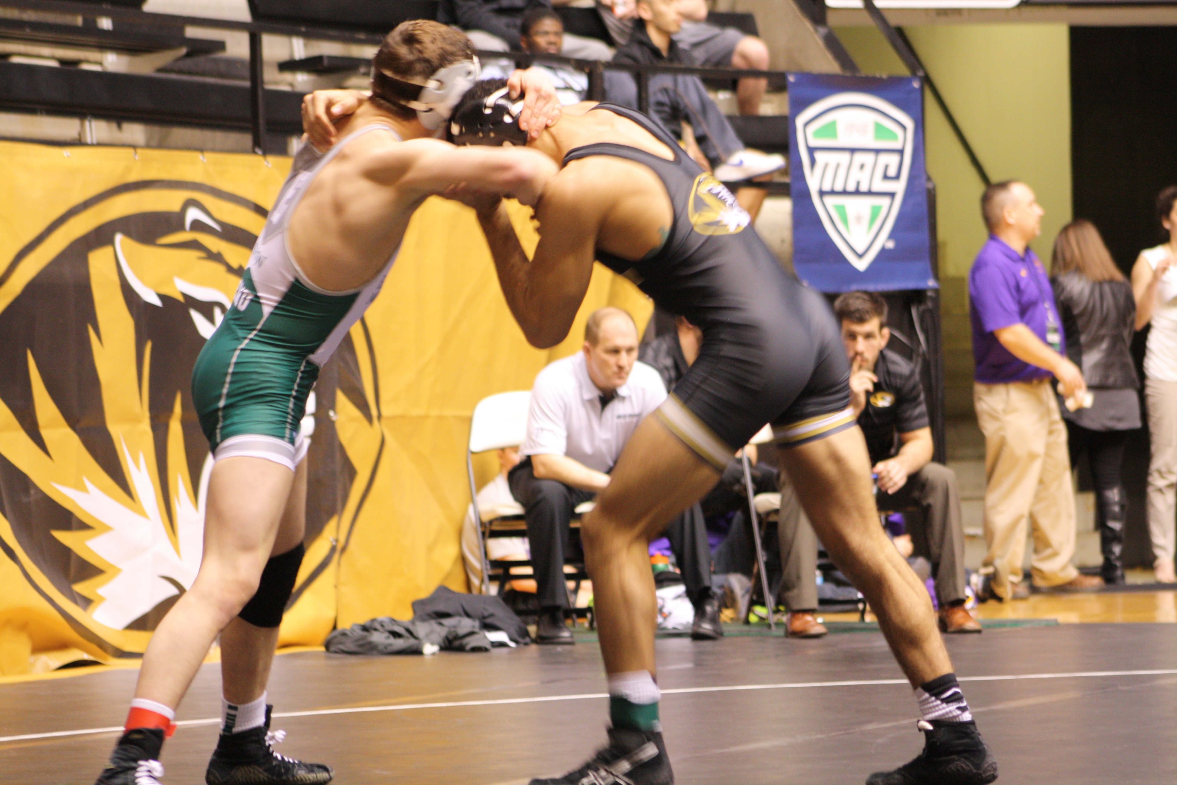 Lavion Mayes was pretty damn good at 141, but how would others do on the evening?