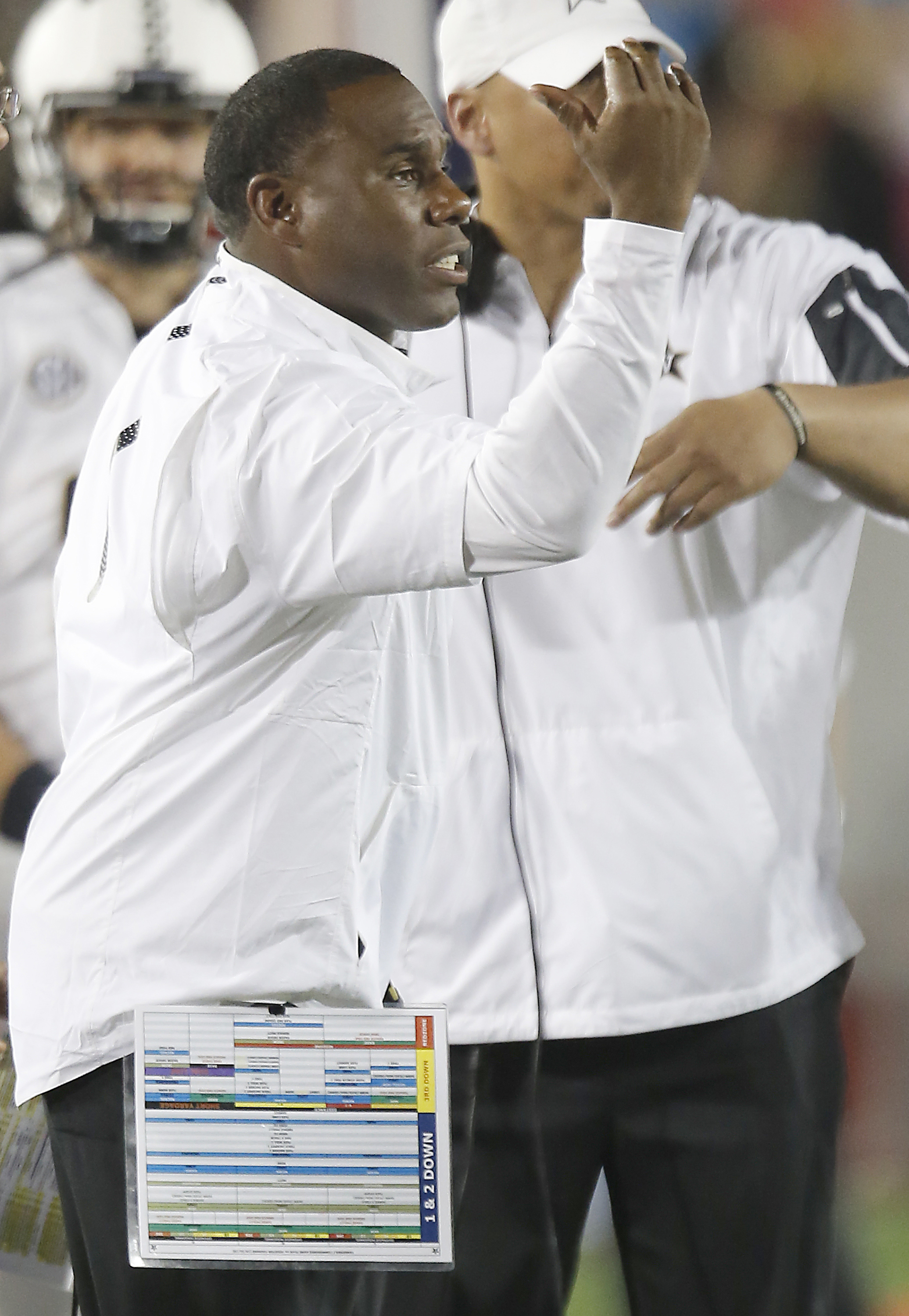 Derek Mason was disgusted too last week, but he is ready to beat Florida? Are you?