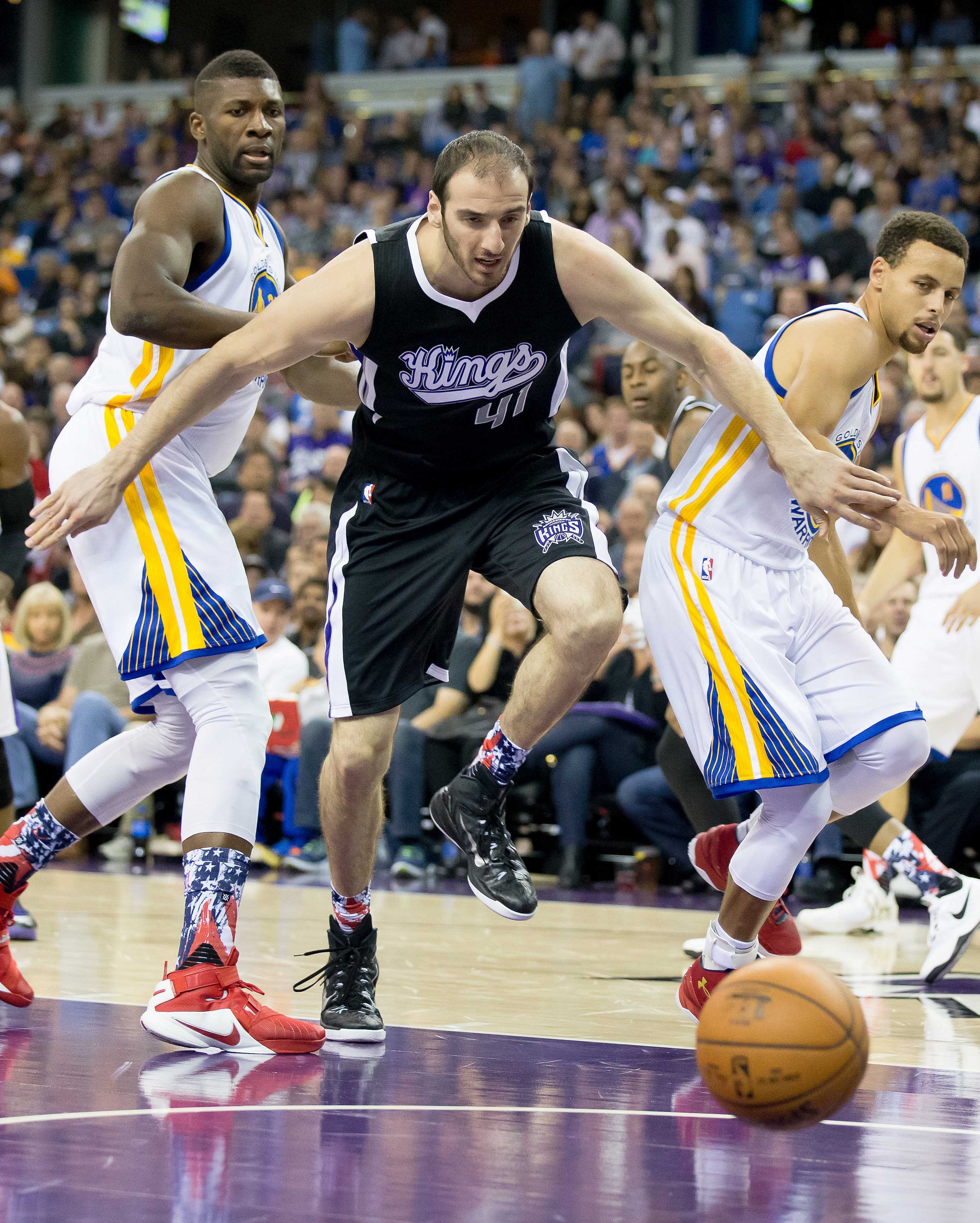Are you willing to bet the farm on Kosta Koufos? Probably not.
