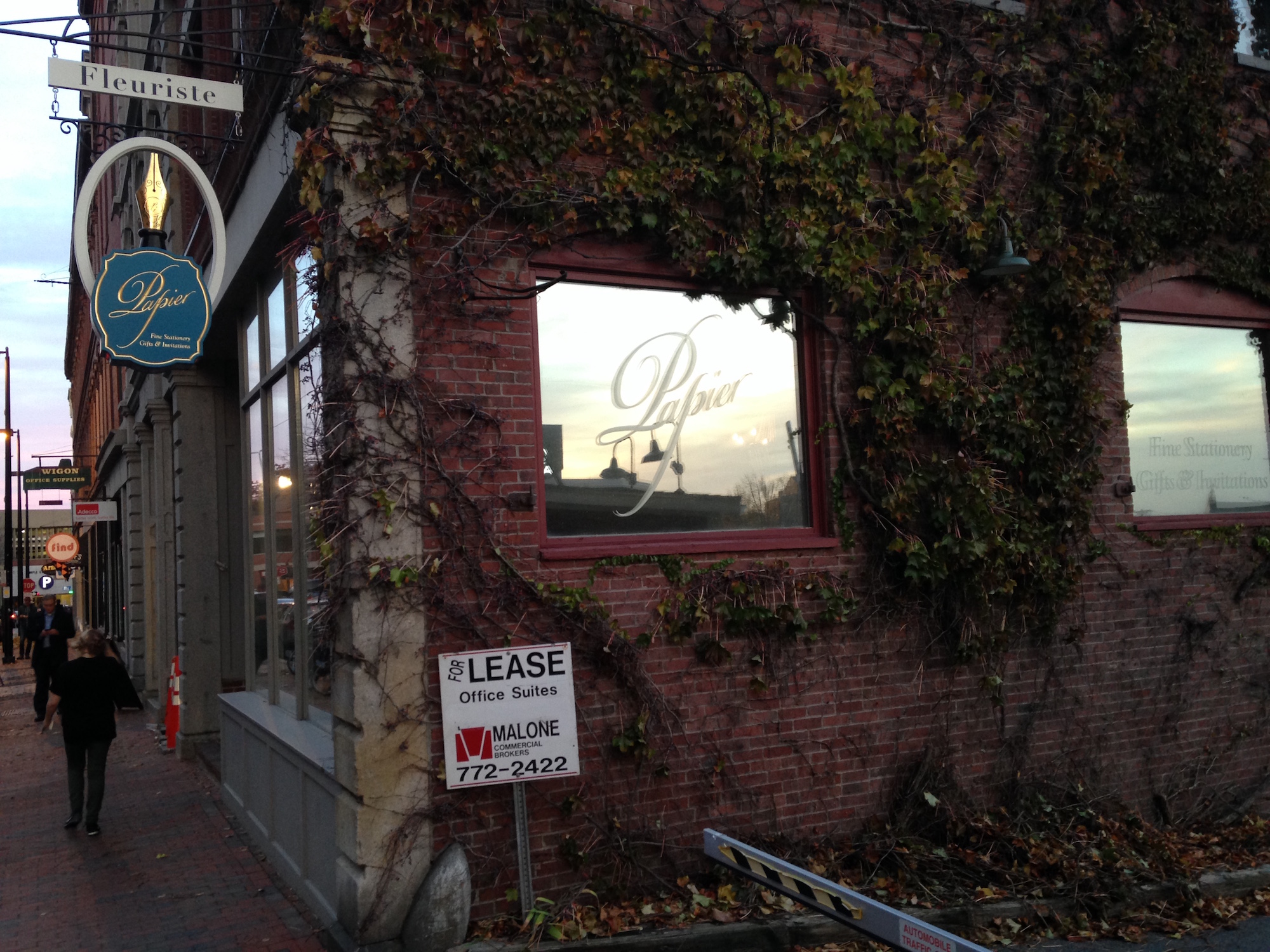 Formerly Papier, this is the future home of El Rayo, Portland.