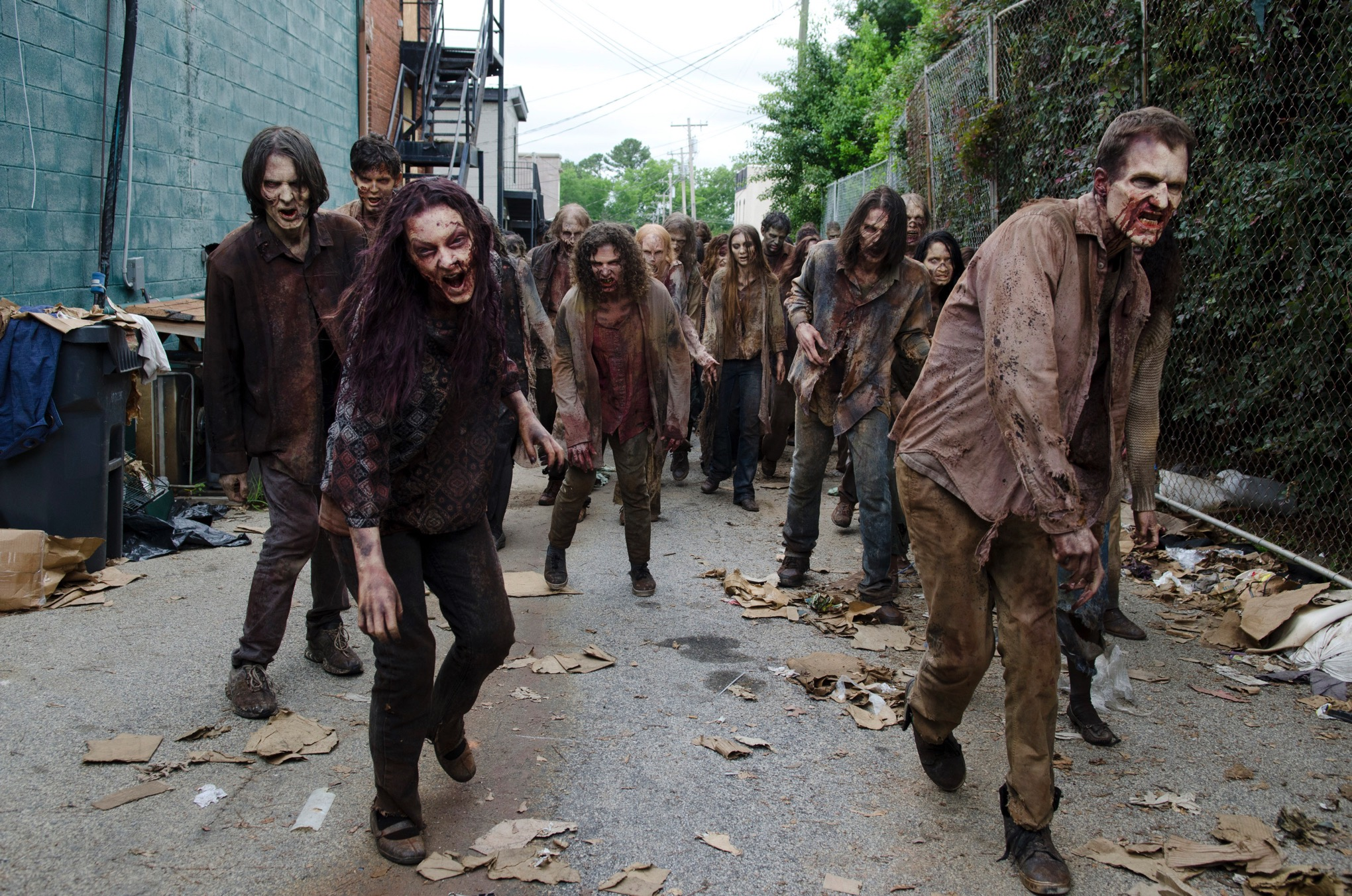 Why The Walking Deads Creator Is Betting On Youtube With A