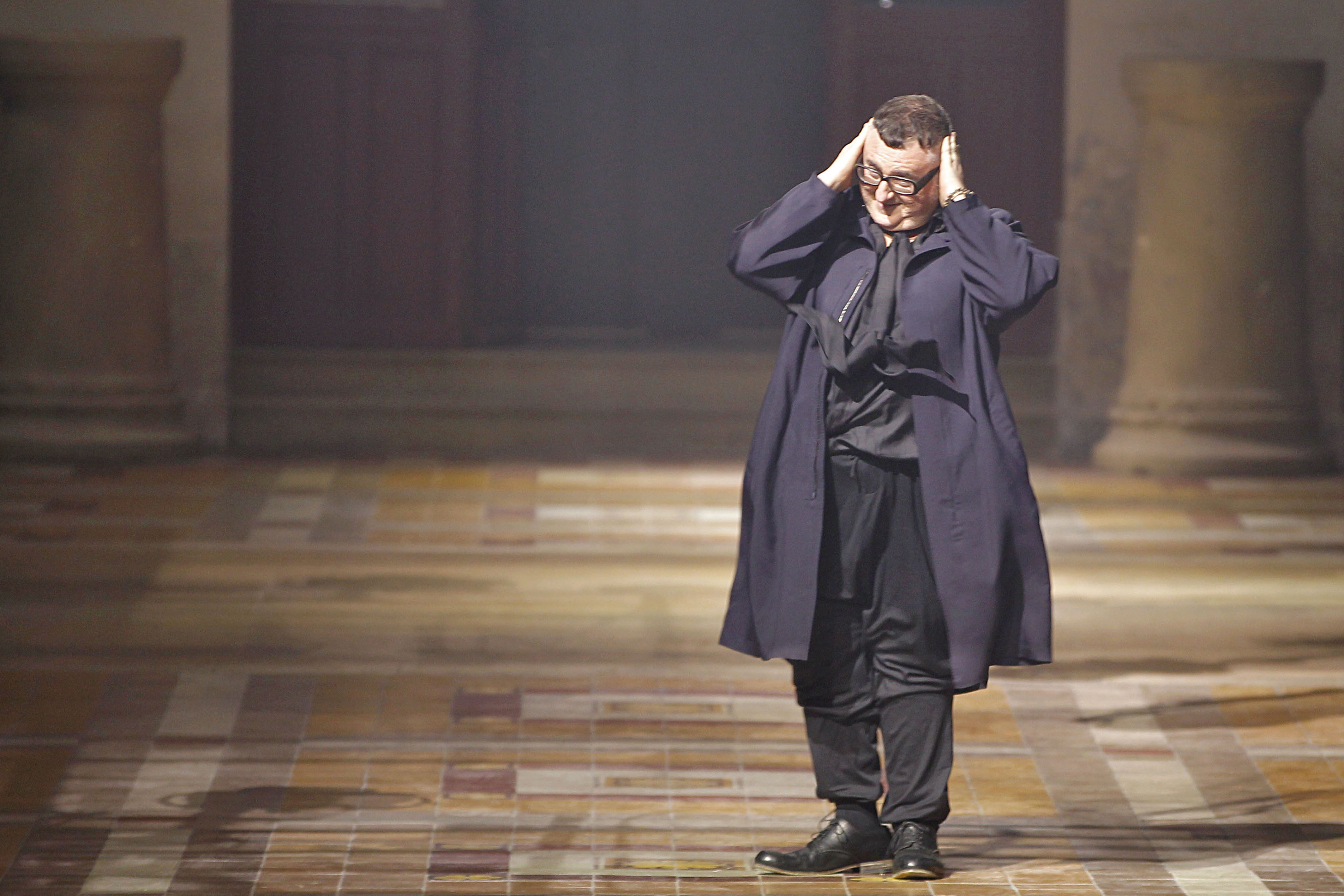 Lanvin and Alber Elbaz Are Playing The Blame Game