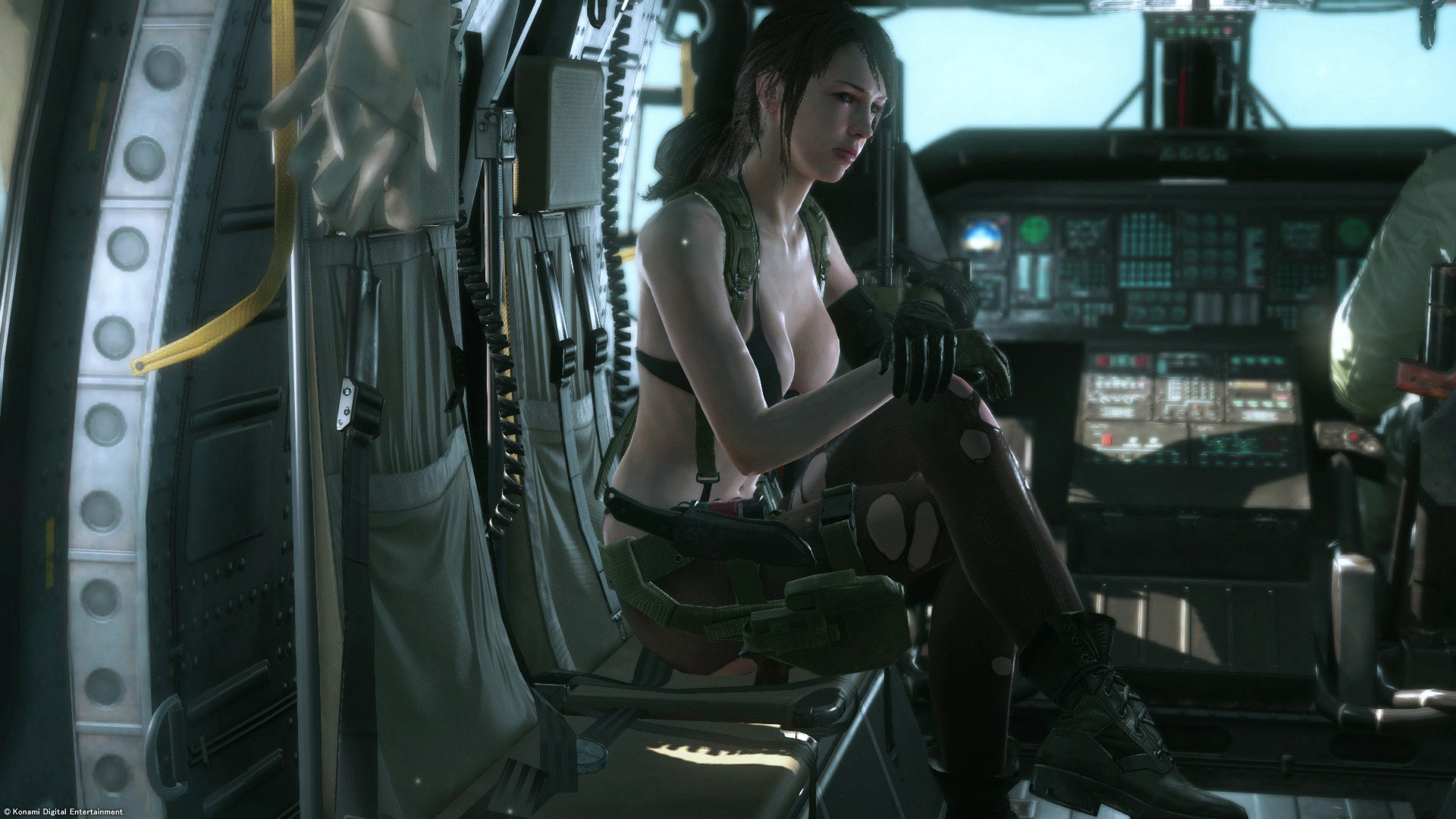 How to get Quiet back in Metal Gear Solid 5: The Phantom Pain