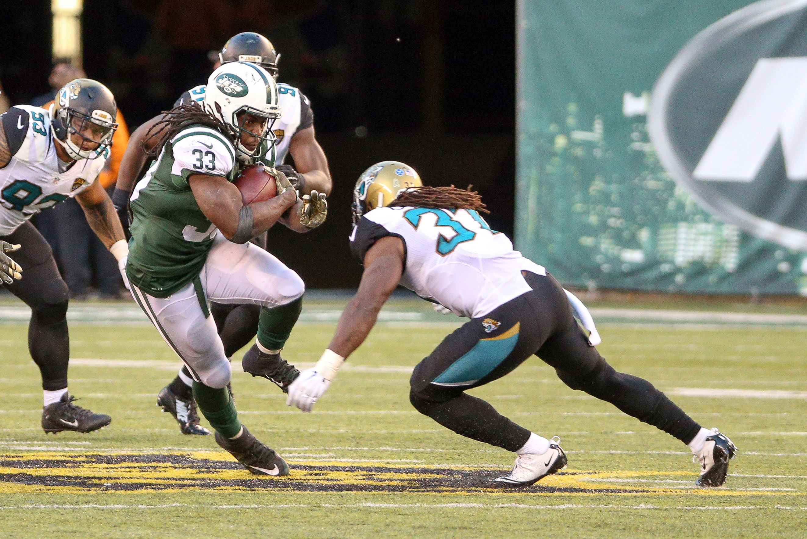 Fantasy football start/sit, Week 10: Chris Ivory looks like a strong play