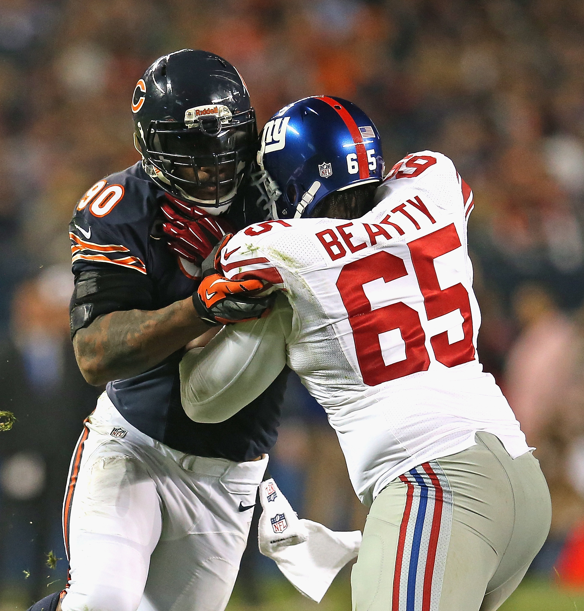 Will Beatty (65) has to be removed from the PUP list today if he is going to play this year