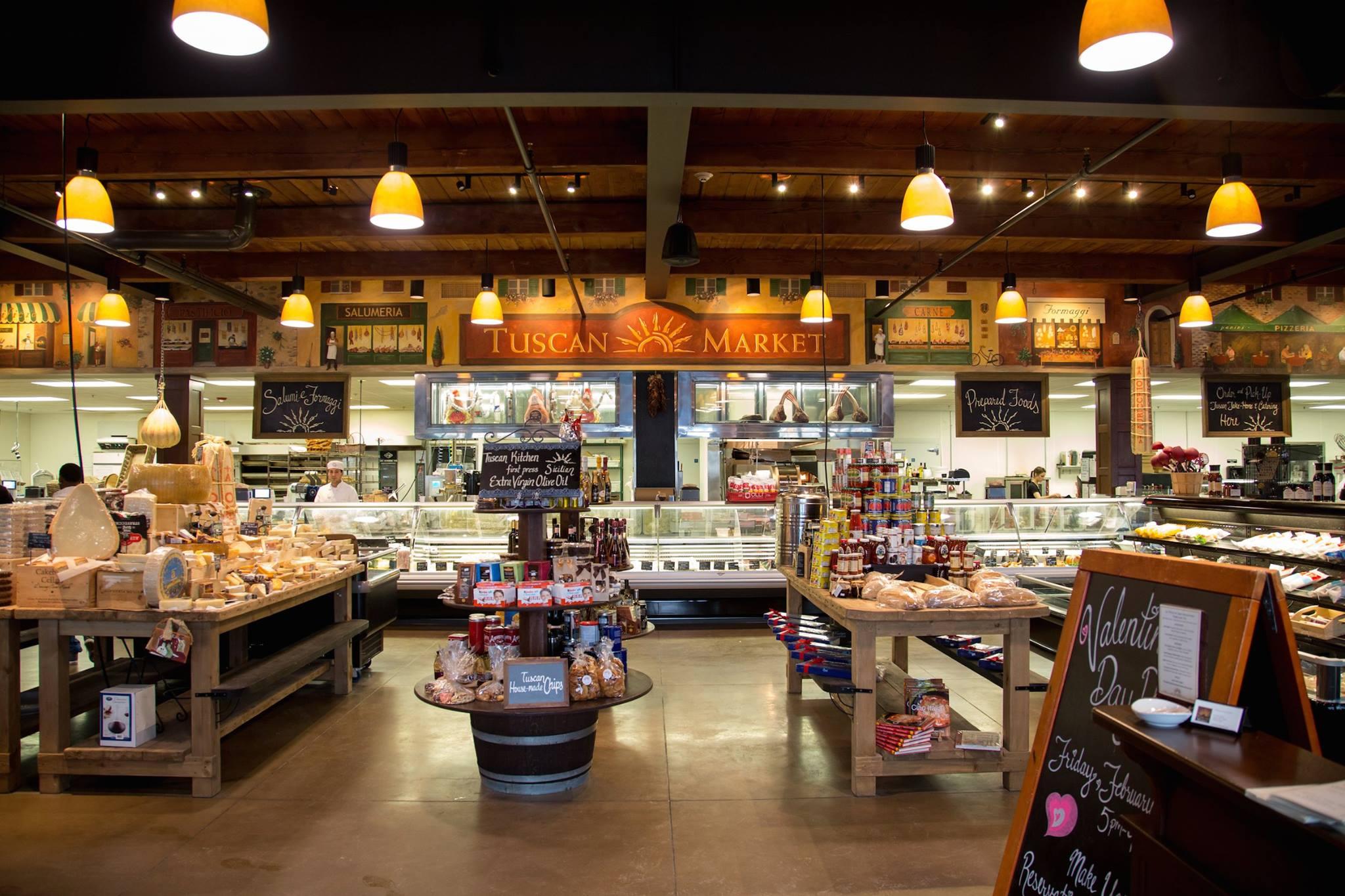 Tuscan Market in Salem, NH