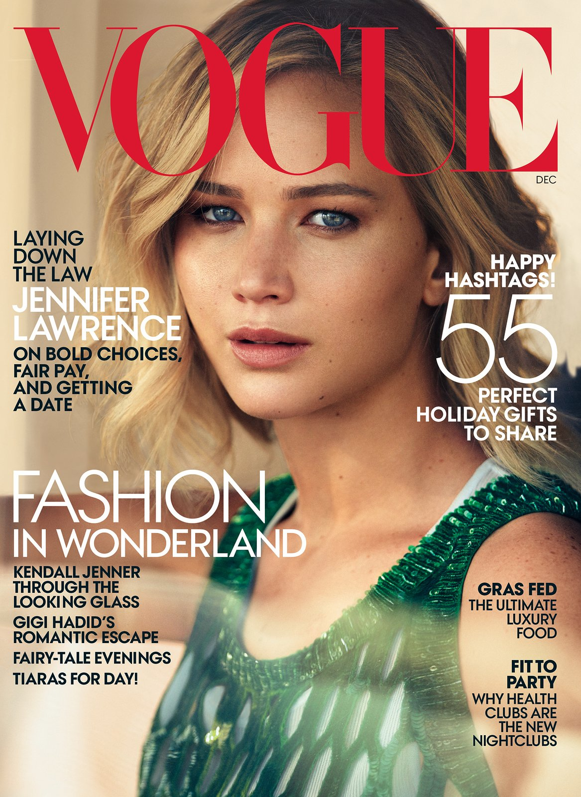 Jennifer Lawrence Says Guys Are Mean to Her